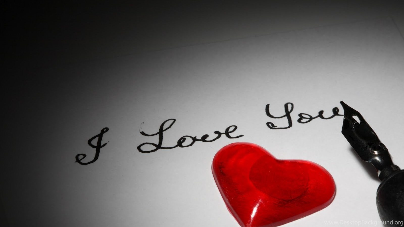I Love You Wallpapers Wallpapers Cave - Love You Heart Touching , HD Wallpaper & Backgrounds