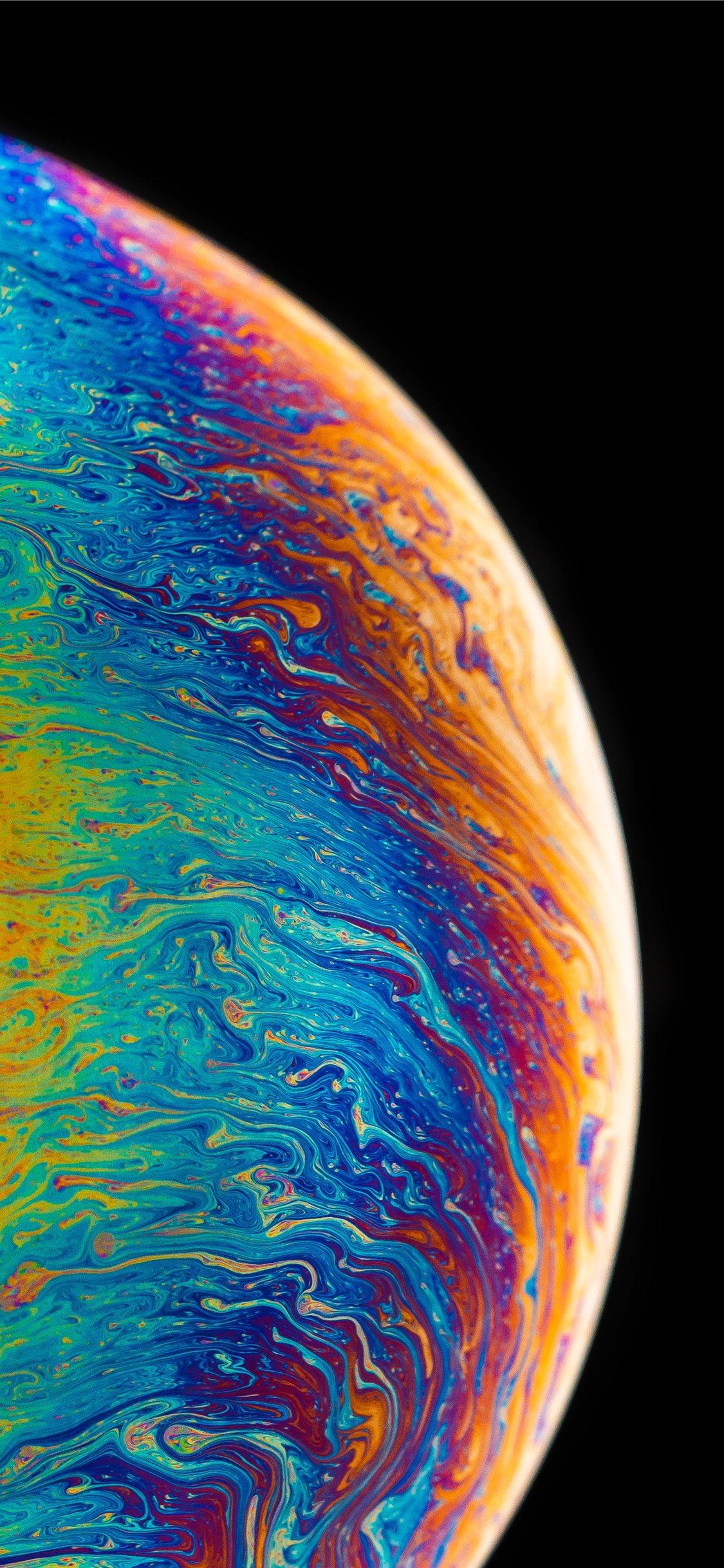 Iphone Planet Wallpaper 4k , HD Wallpaper & Backgrounds