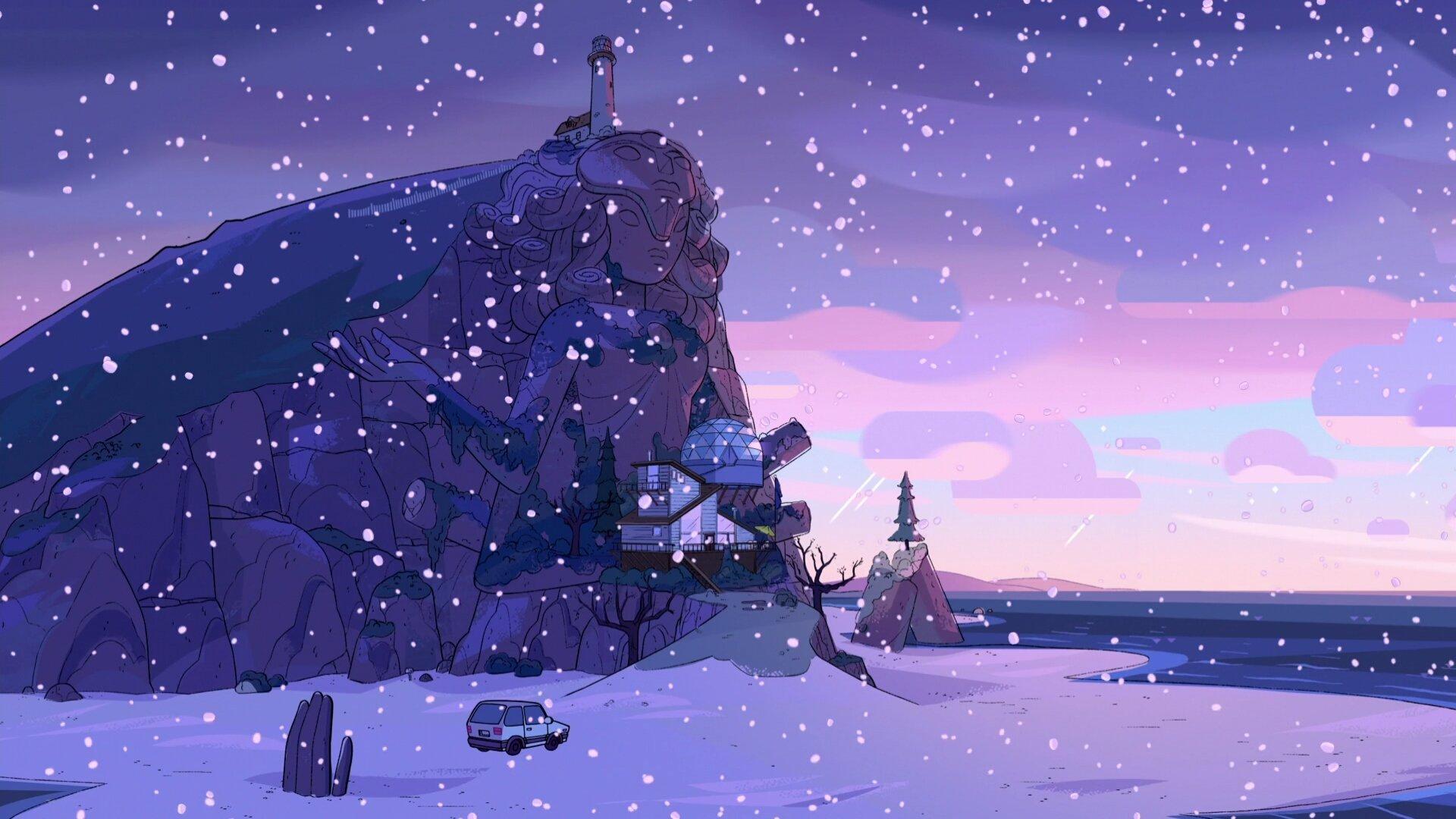 287 2876083 steven universe future snow day title