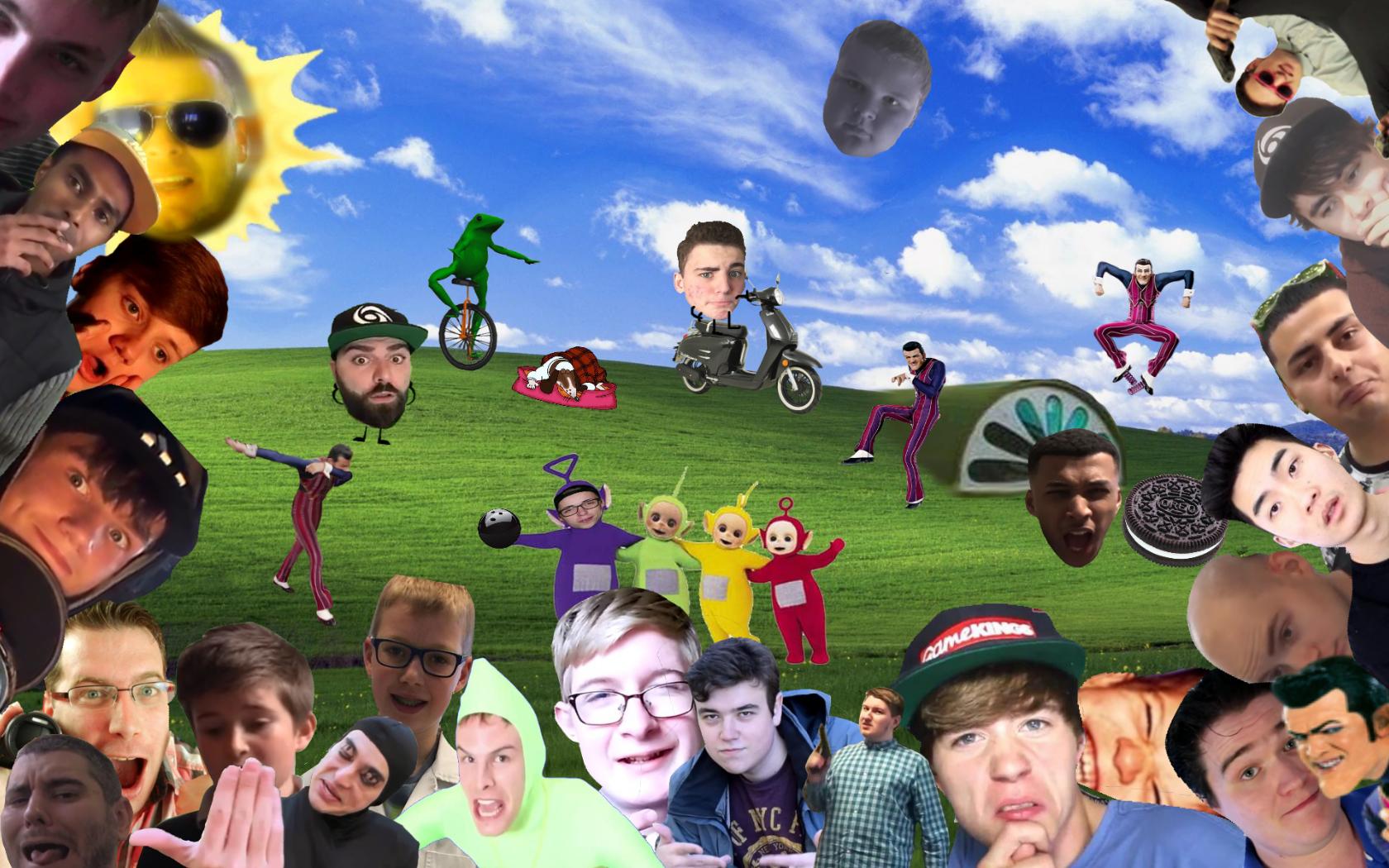 Memes Wall Paper , HD Wallpaper & Backgrounds