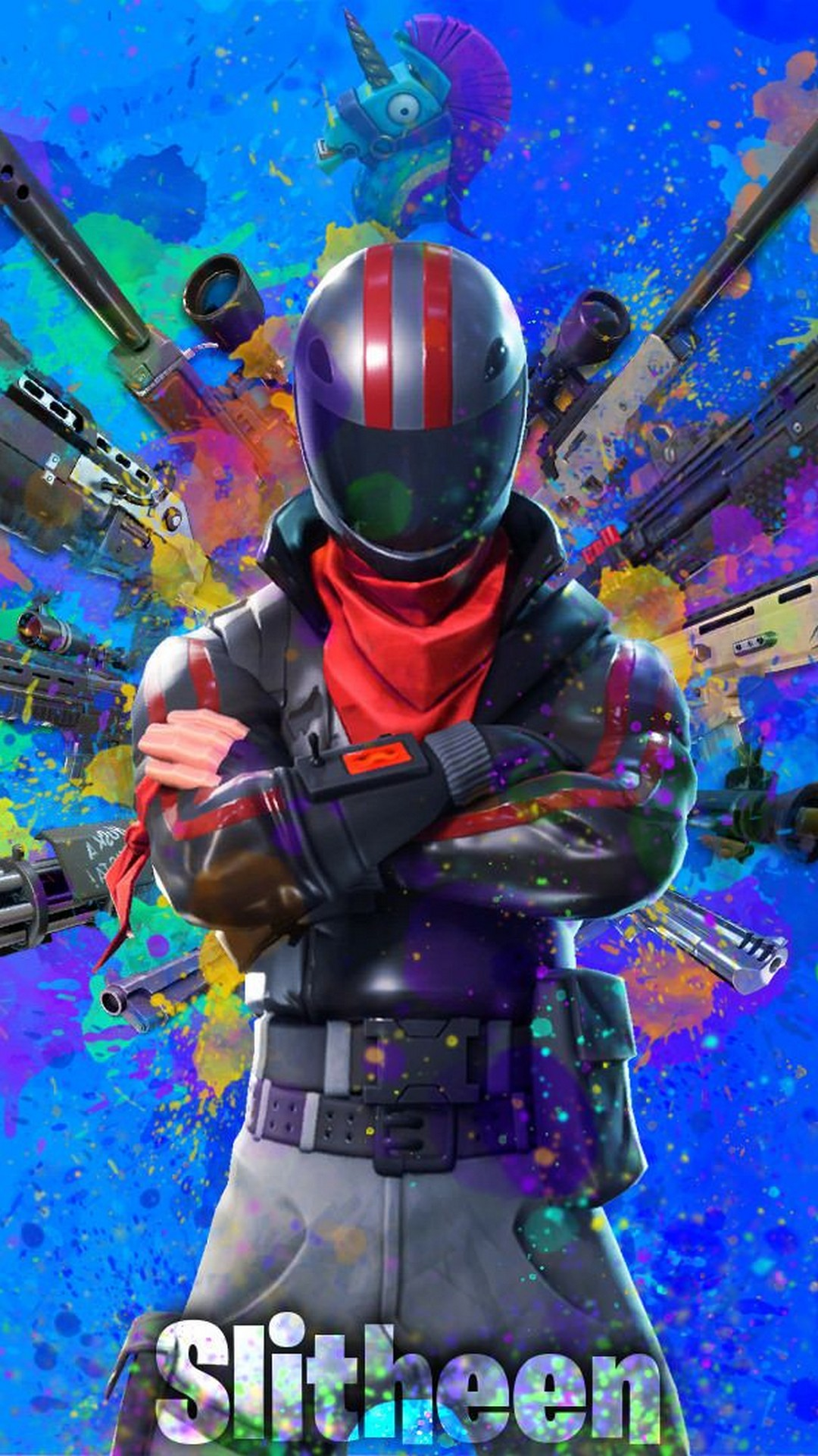 Fortnite Wallpaper For Phones With High Resolution Huawei P Smart 2019 Fortnite 2877374 Hd Wallpaper Backgrounds Download