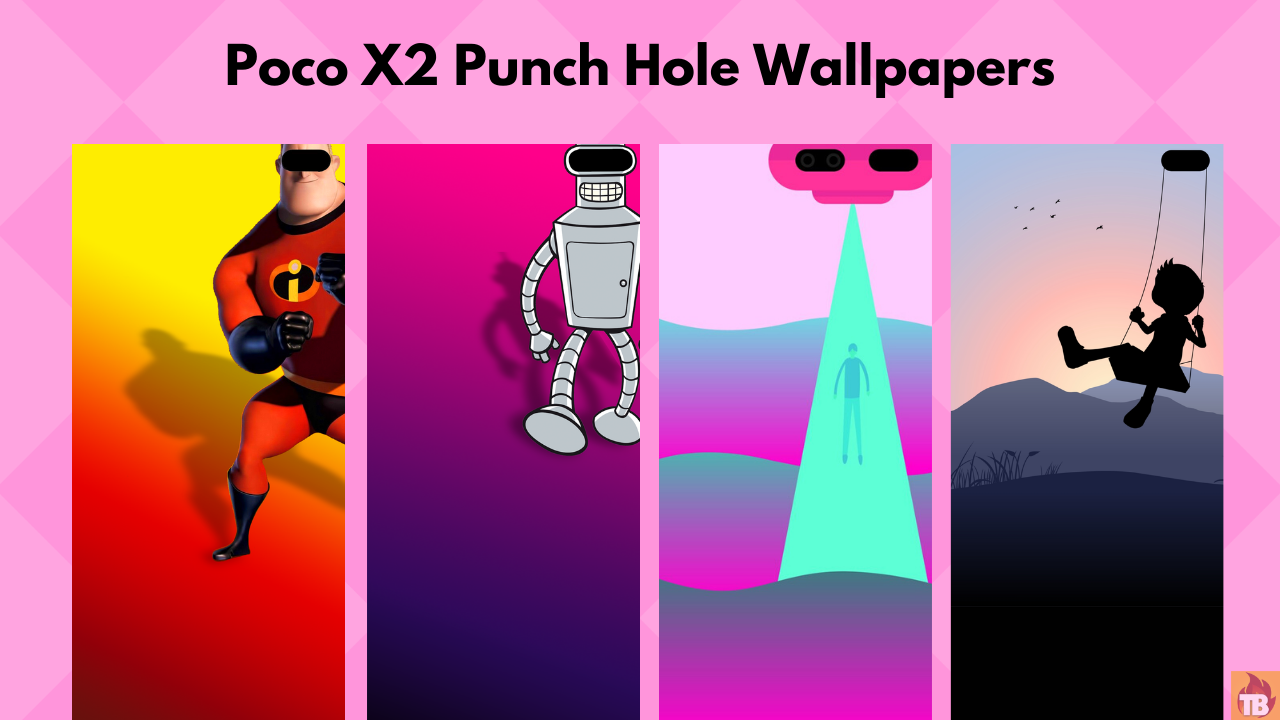 Download Poco X2 Punch Hole Wallpapers - Redmi K30 Punch Hole , HD Wallpaper & Backgrounds