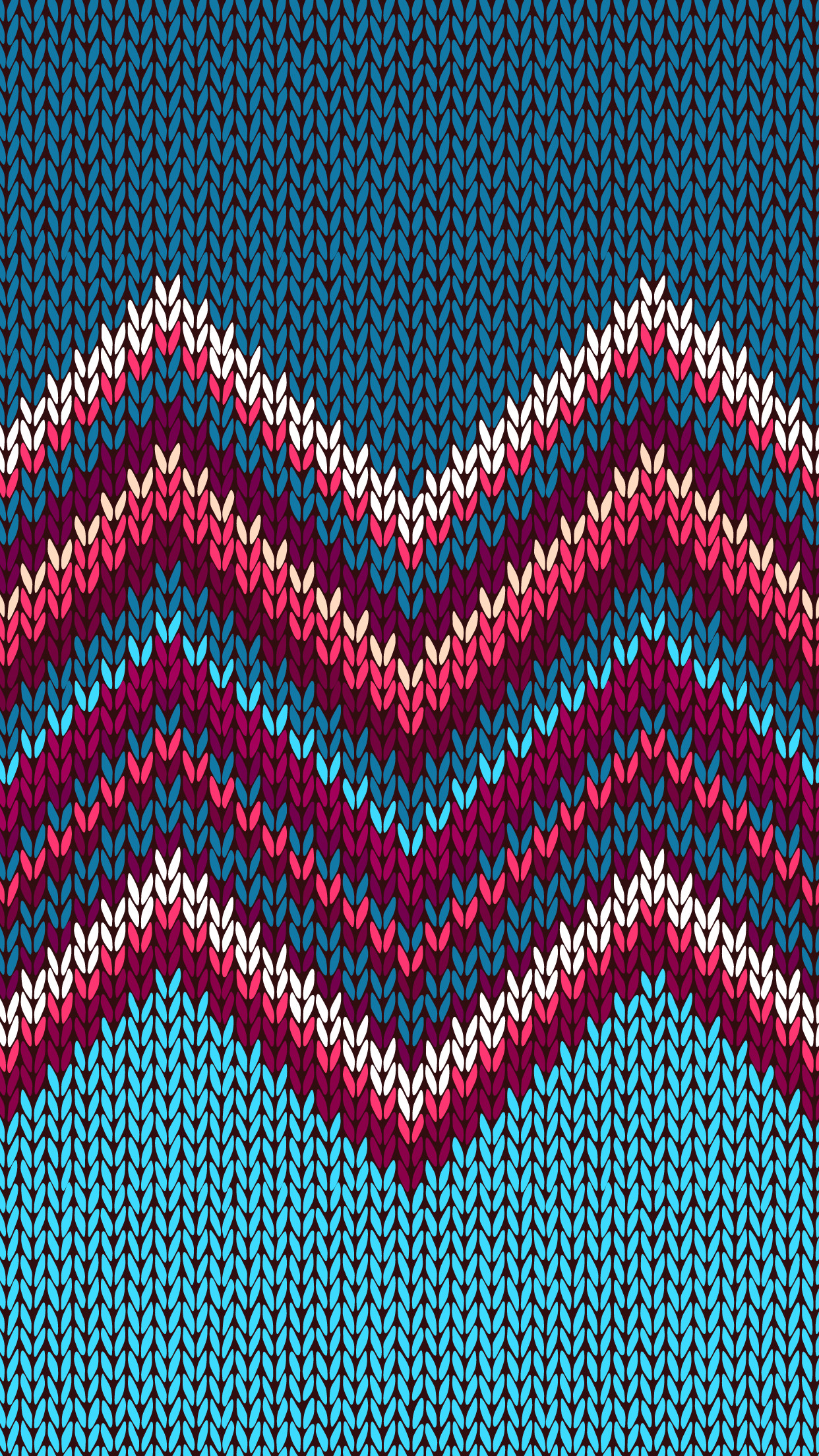 1242x2208, Knitted ˜† Find More Funky Patterns For - Pattern Wallpaper Iphone 6 Hd , HD Wallpaper & Backgrounds