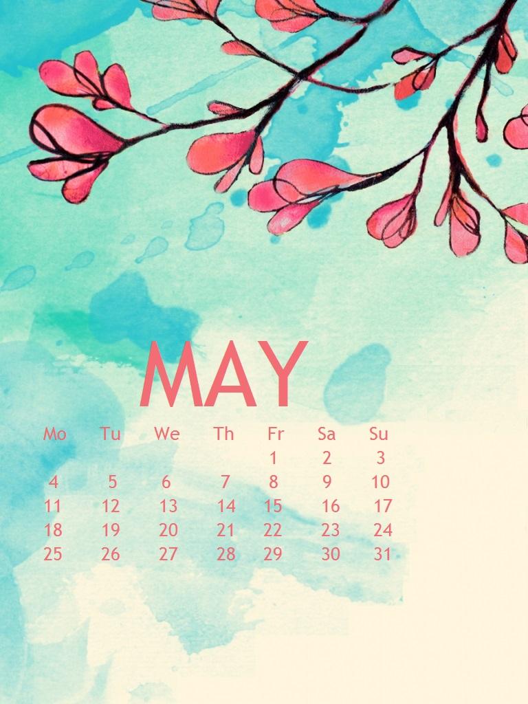 Cute May 2020 Iphone Wallpaper - May 2020 Calendar Wallpaper Iphone , HD Wallpaper & Backgrounds