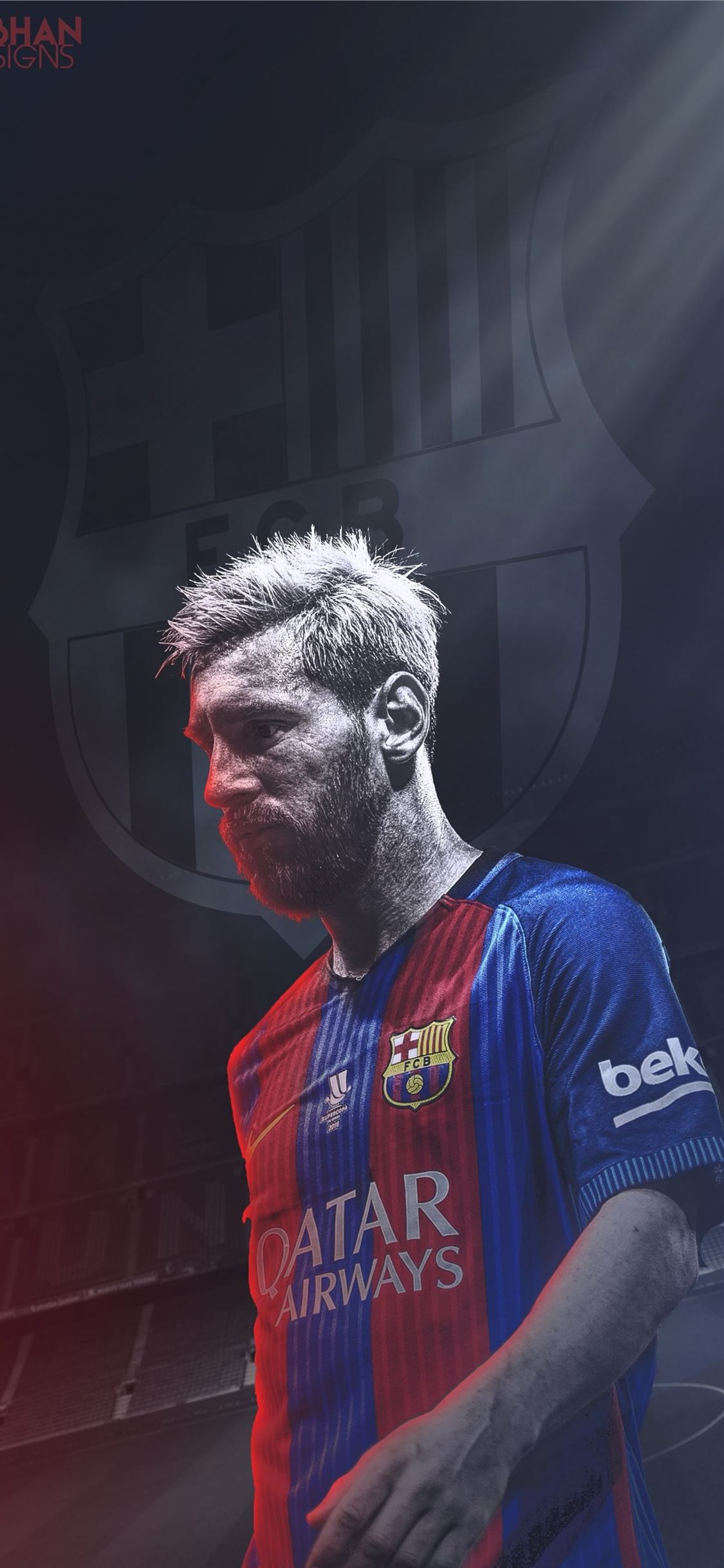Iphone Wallpaper Of Messi , HD Wallpaper & Backgrounds