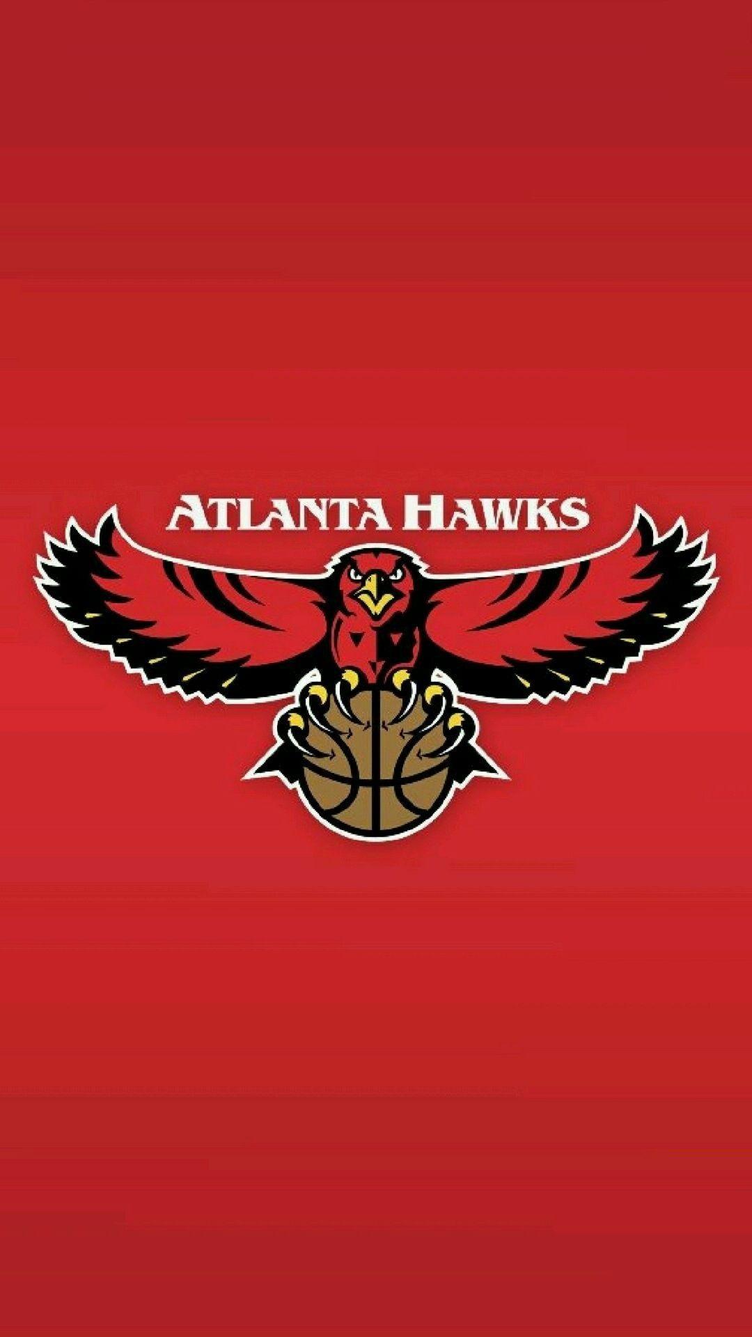 Atlanta Hawks Iphone 6s Plus Wallpaper With High-resolution - Atlanta Hawks Logo 2020 , HD Wallpaper & Backgrounds