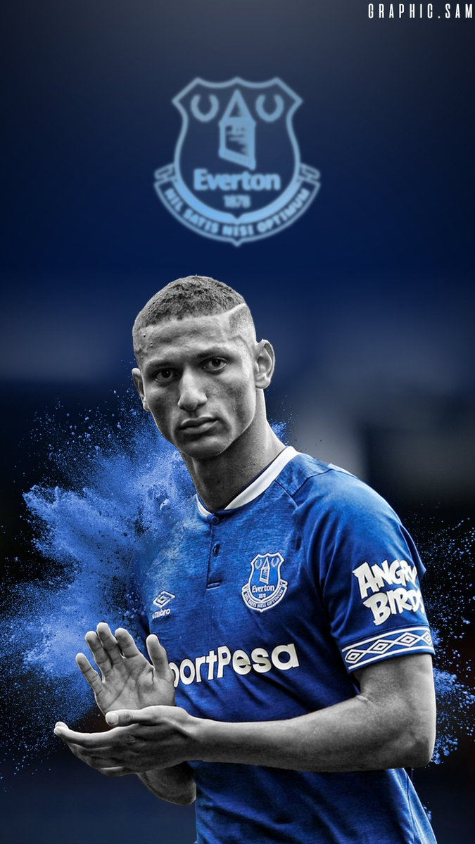 Everton Soares Fifa Richarlison Everton 2894056 Hd Wallpaper Backgrounds Download