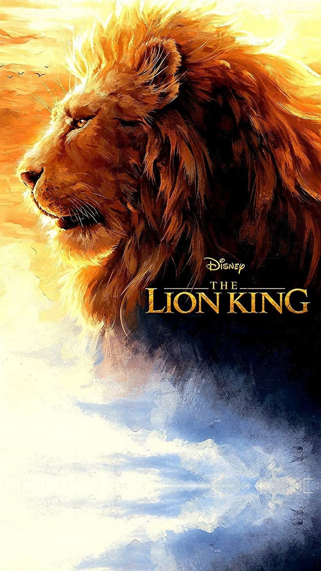 The Lion King 2019 Poster With High-resolution Pixel - Lion King Wallpaper 2019 , HD Wallpaper & Backgrounds