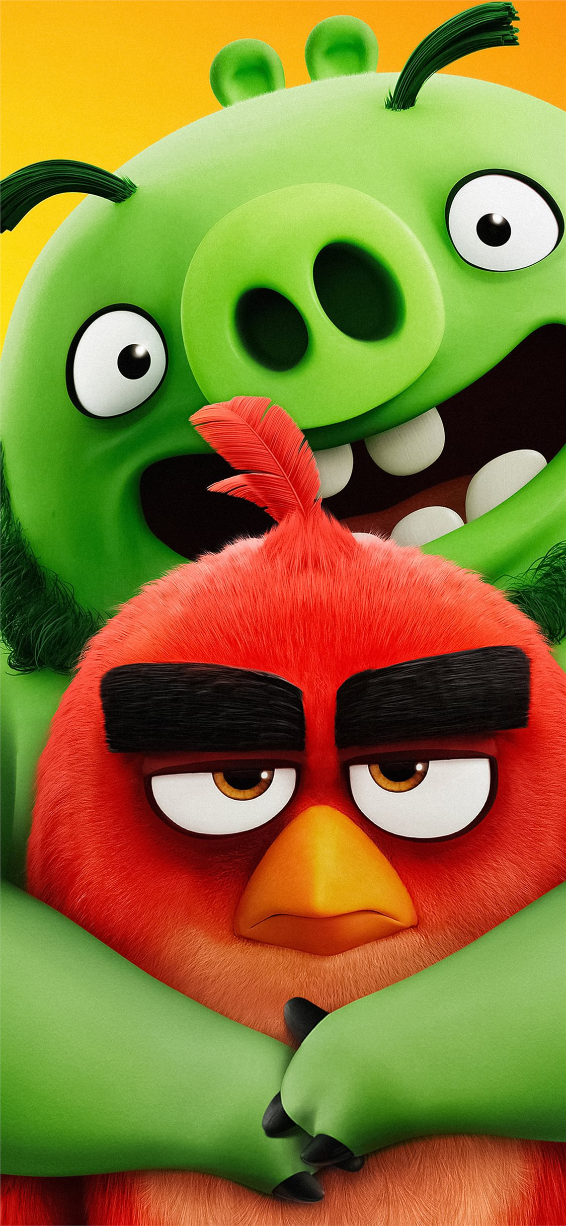 Iphone Wallpaper Angry Birds , HD Wallpaper & Backgrounds