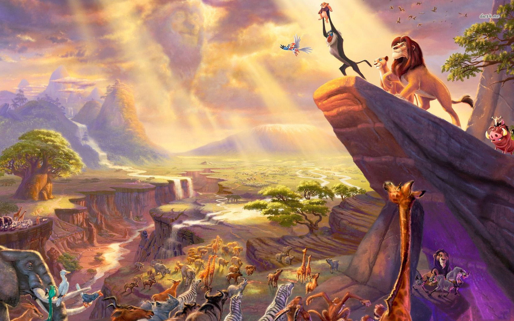 The Lion King Wallpaper Disney Wallpaper - Lion King High Resolution , HD Wallpaper & Backgrounds
