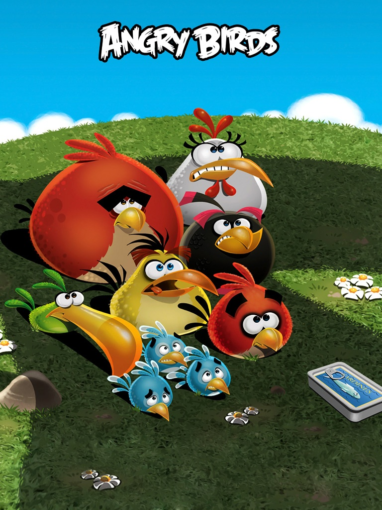 Angry Birds Mighty Eagle Poster , HD Wallpaper & Backgrounds