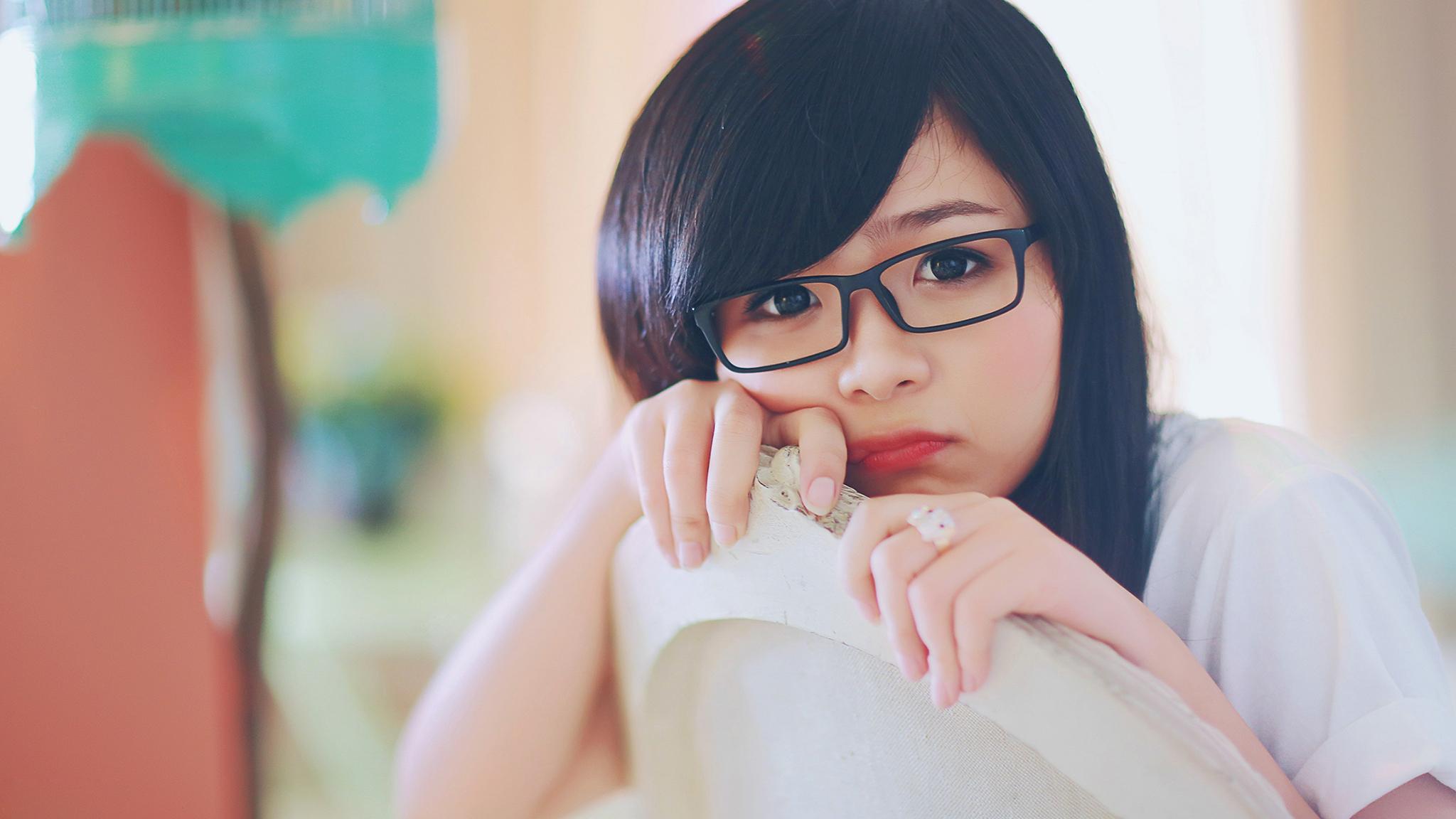Vn Teen Girls Wallpapers Collection - Asian Girl Wallpapers Hd , HD Wallpaper & Backgrounds