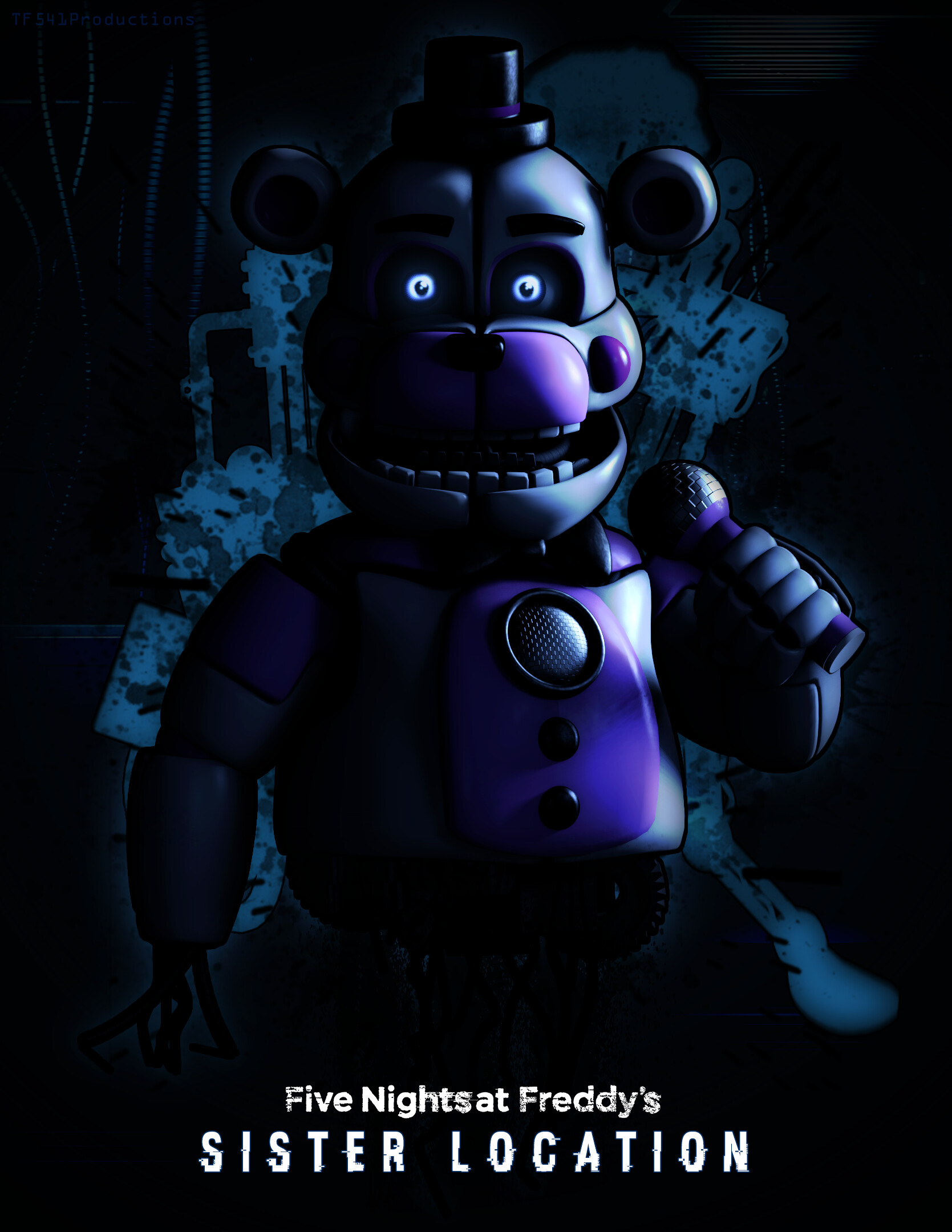 Five Nights At Freddy S Five Nights At Freddy S Sister Location