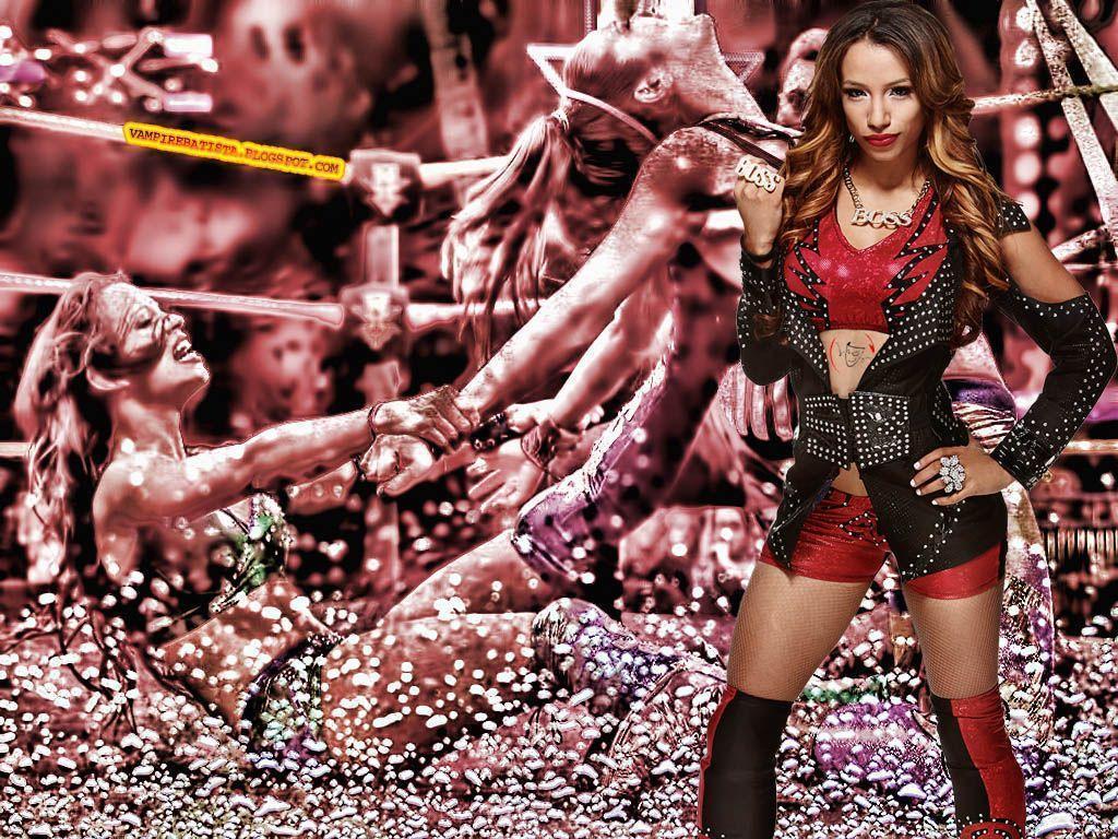 Sasha Banks Wallpapers Wallpaper Cave - Girl , HD Wallpaper & Backgrounds
