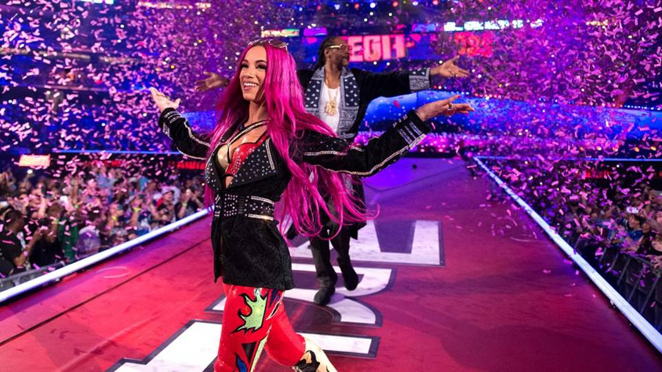 All Wallpapers Are Completely Free And Please Check - Sasha Banks Vs Charlotte Vs Becky Lynch Wrestlemania , HD Wallpaper & Backgrounds