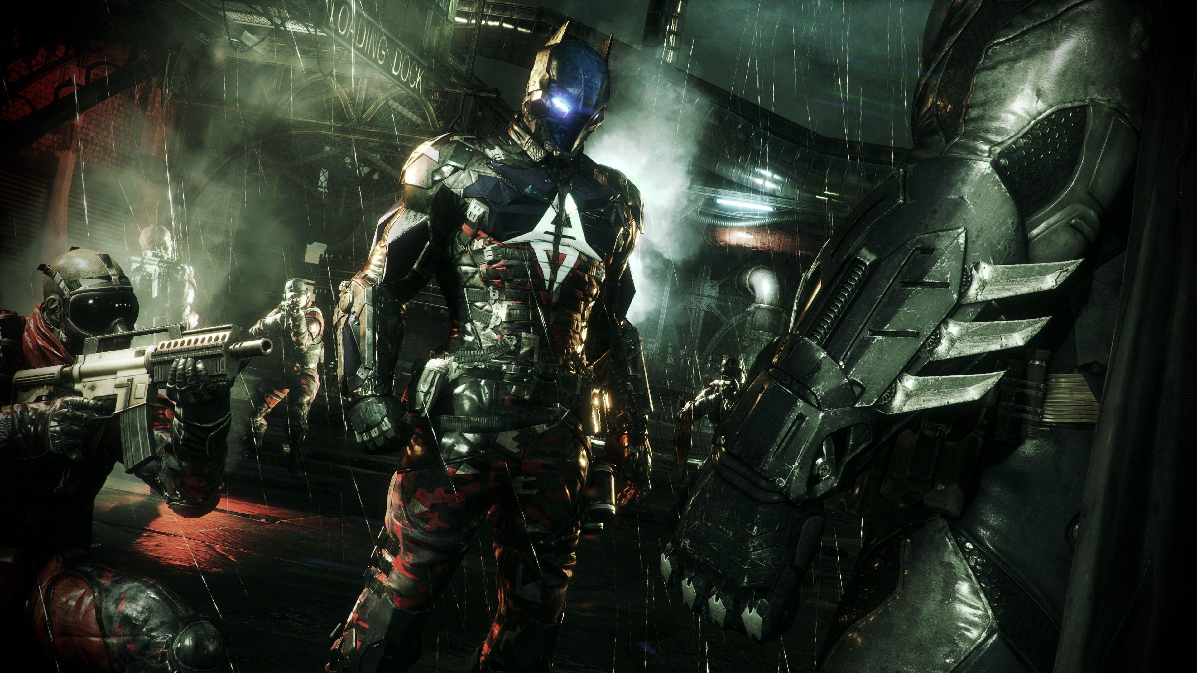 Arkham Knight Hd Wallpapers Dark Knight Ultra Hd 291790