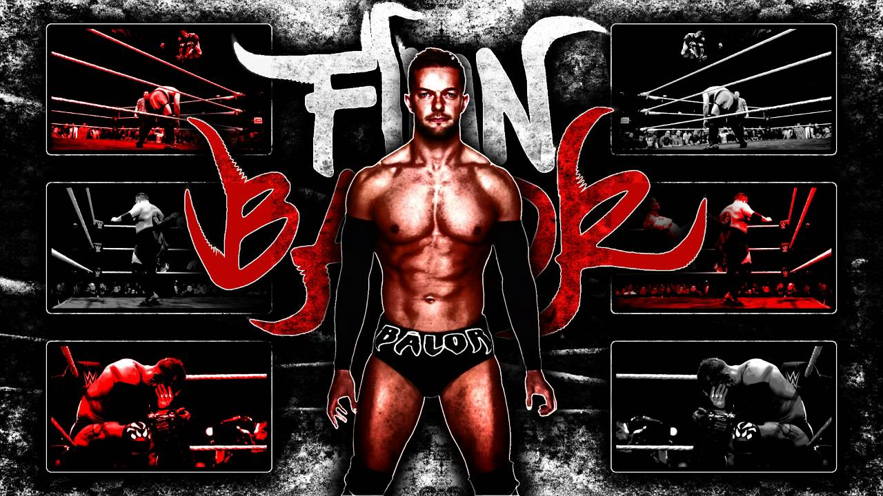 Finn Balors Theme Finn Balor Wallpaper S 291880 Hd