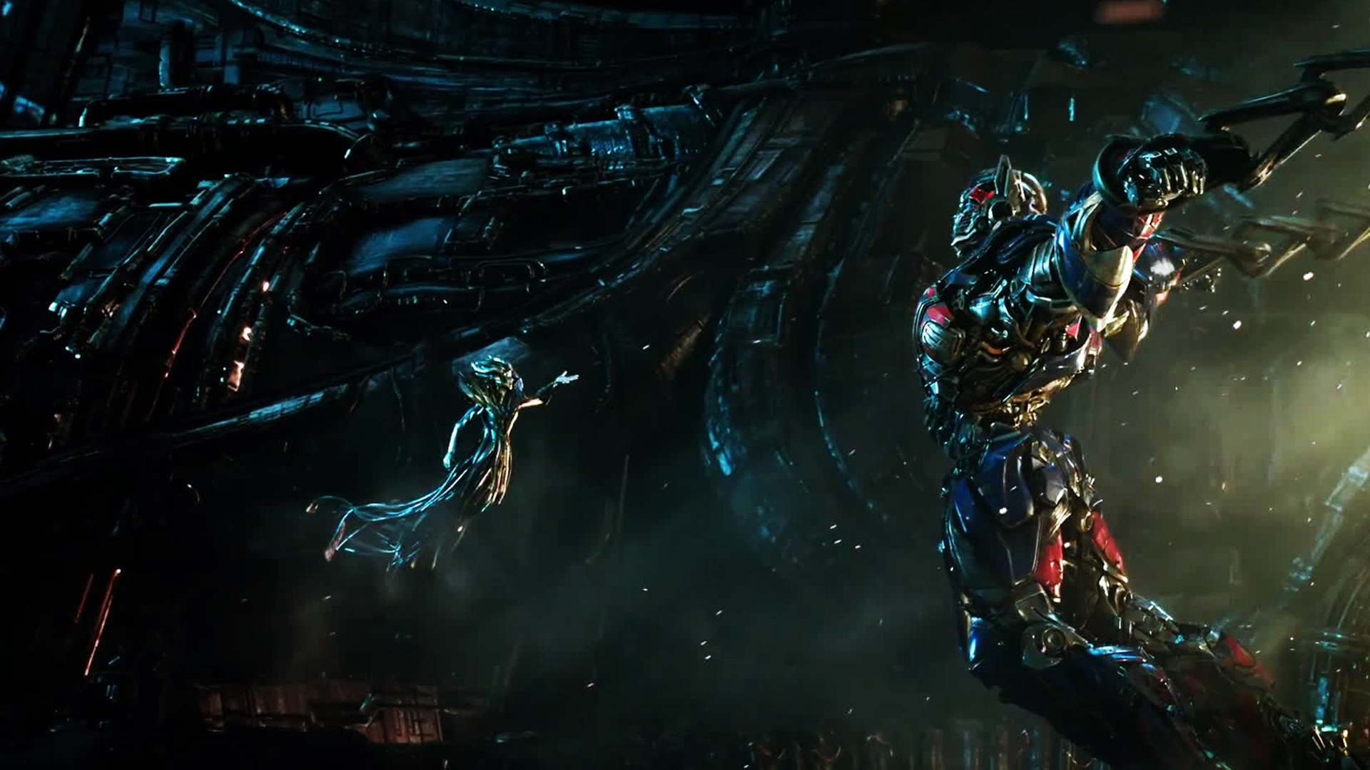 Transformers The Last Knight Hd Wallpapers Optimus Prime And