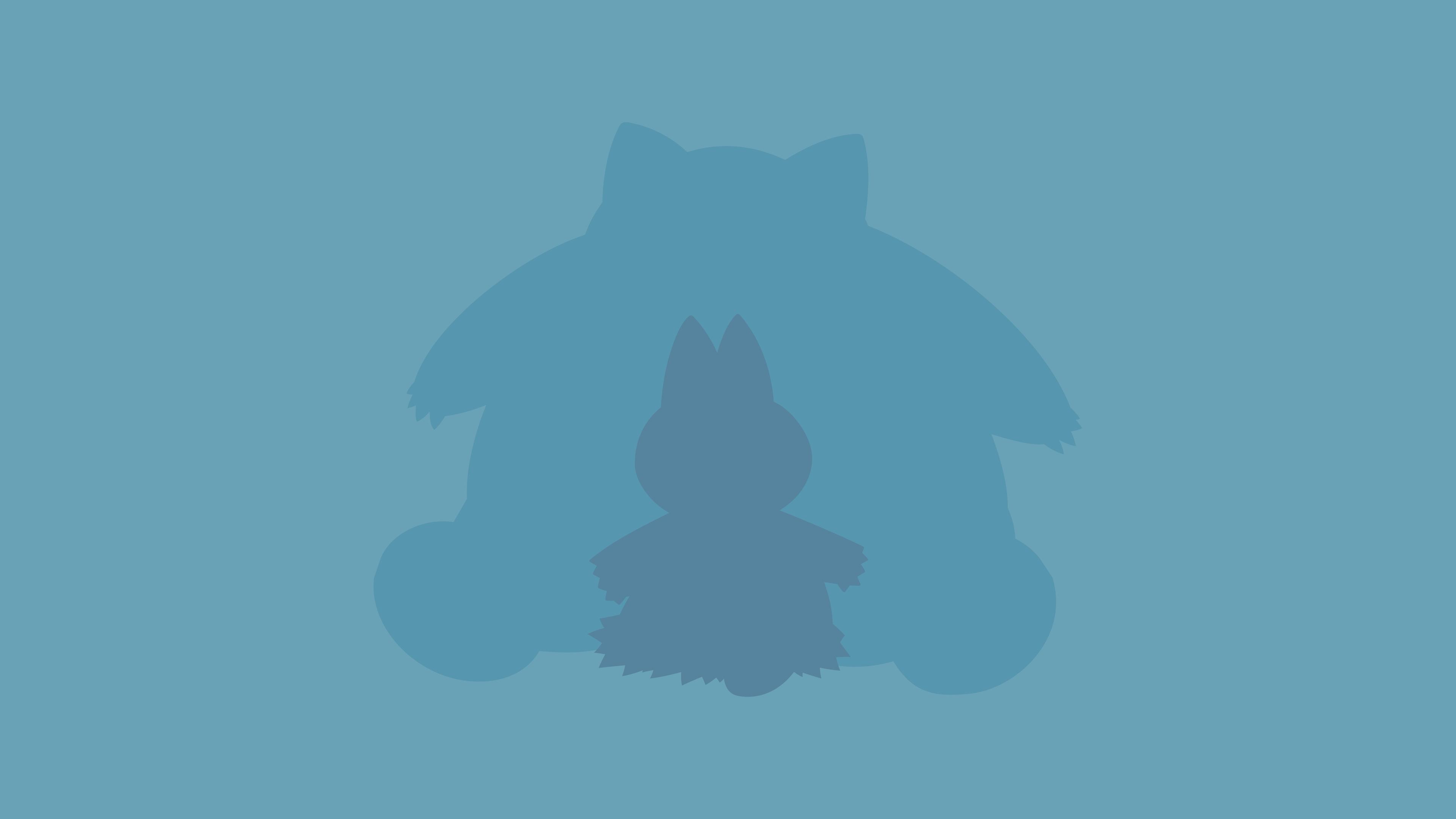 Pokemon 4k Ultra Hd Wallpaper カビゴン 壁紙 Pc 294500 Hd