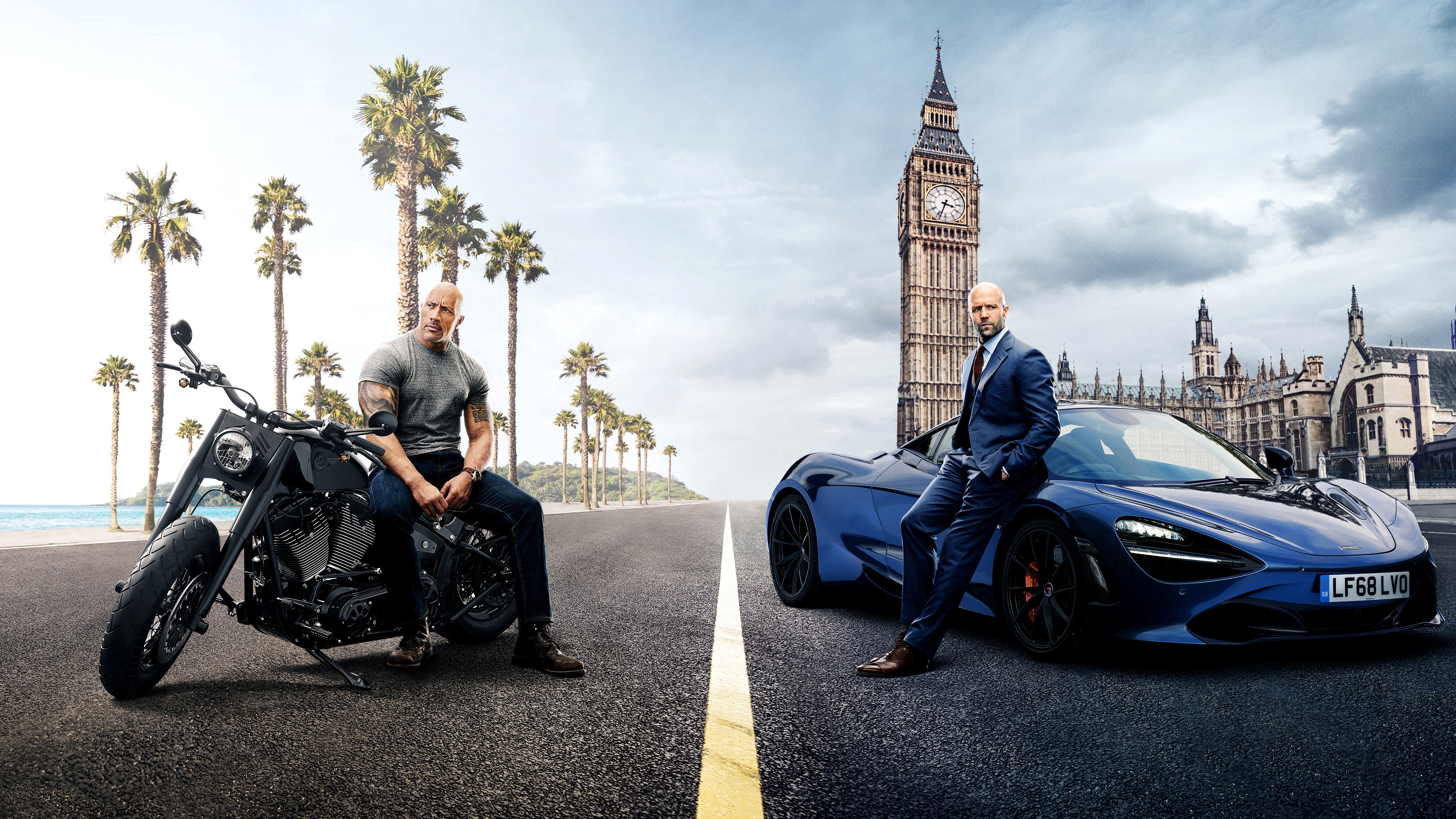 Fast And Furious Hobbs And Shaw 294733 Hd Wallpaper