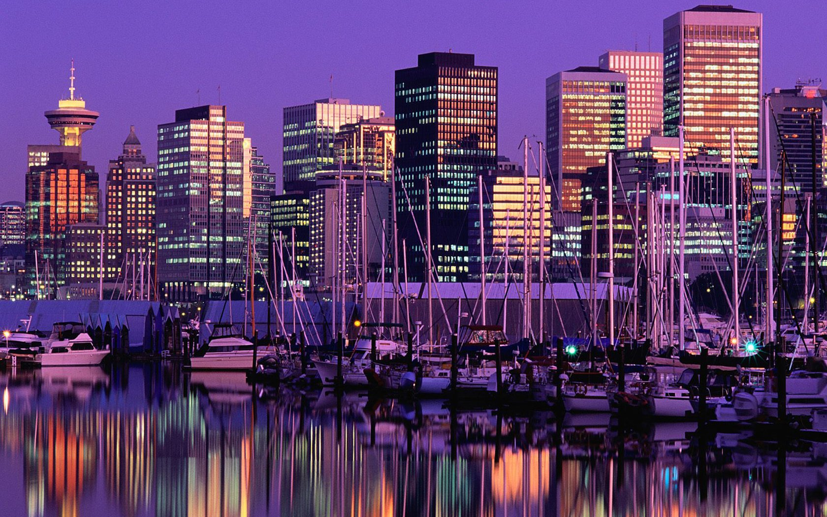 Most Beautiful Cities In The World - Places In Canada , HD Wallpaper & Backgrounds