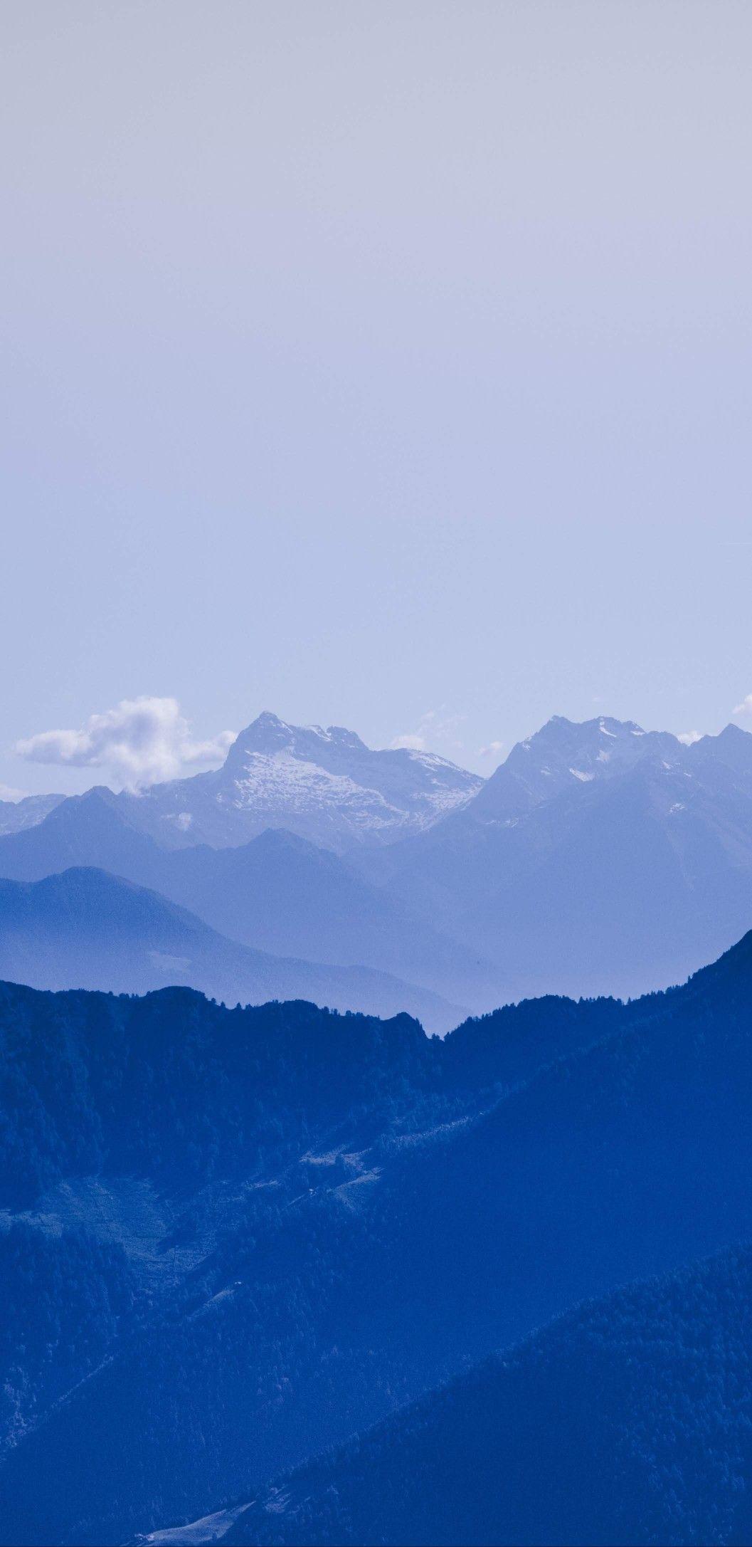 Whatsapp Background Tumblr Wallpaper Blue Skies Gradient