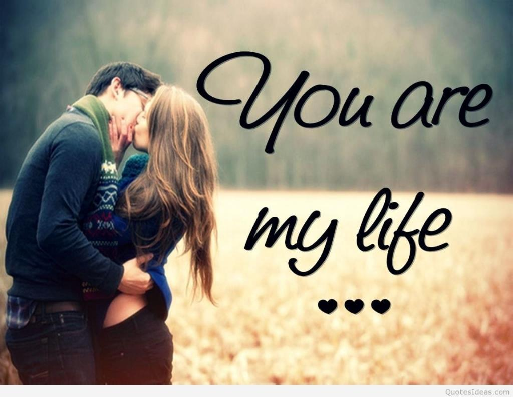True Love Shayari In Hindi Source - Cute Love Couple Pictures With Quotes , HD Wallpaper & Backgrounds