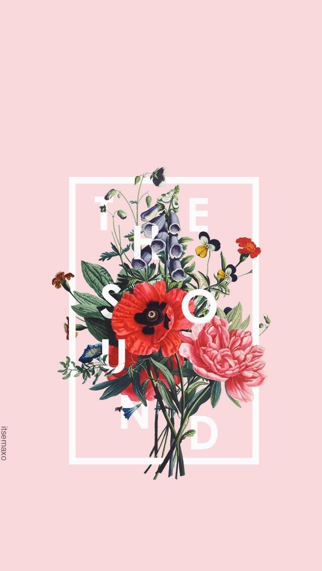Wallpaper Aesthetic Iphone Wallpaper The 1975 298662