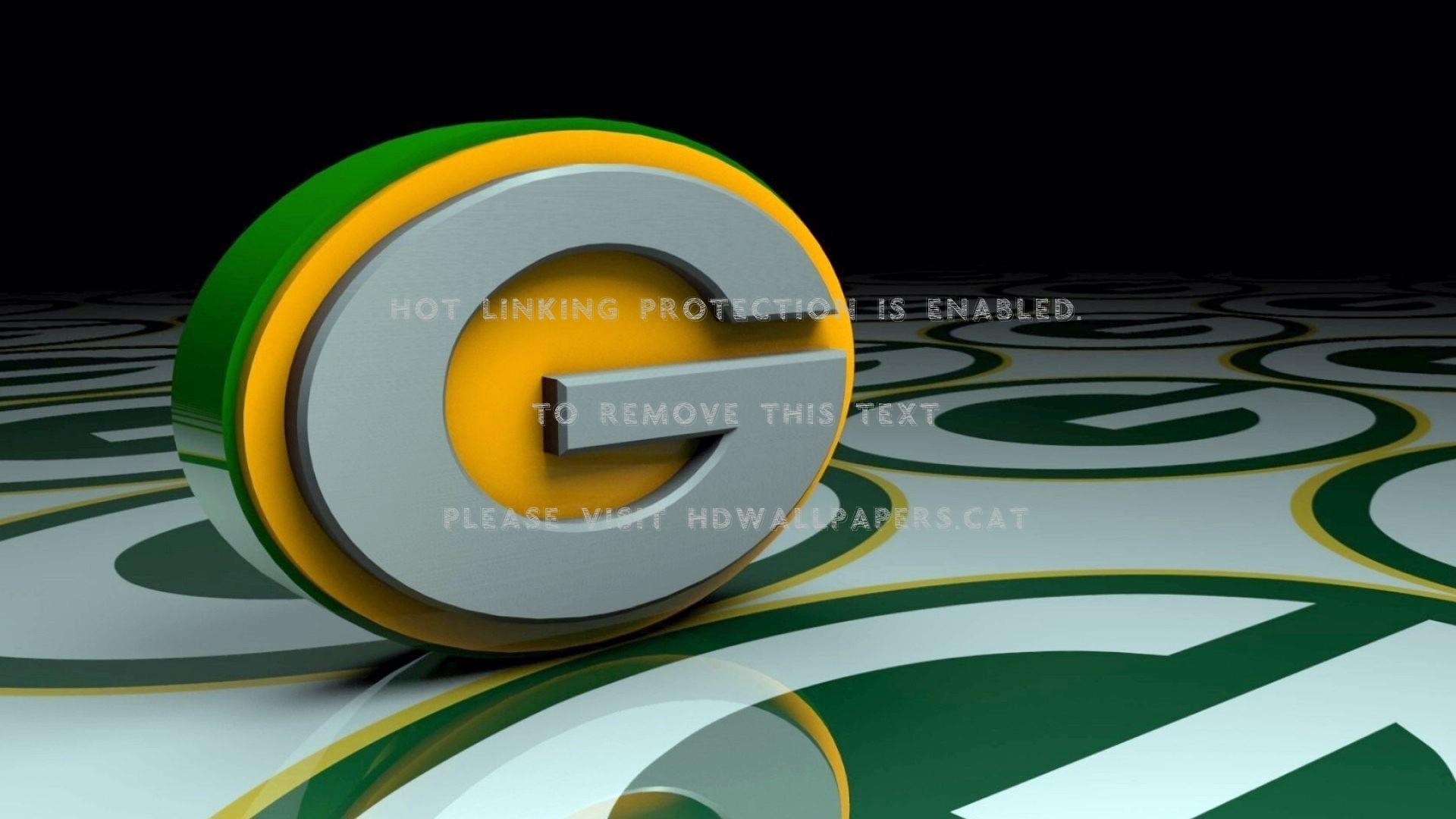 3d Green Bay Packers Wallpaper Sports Logo 3d Green Bay Packers 2900329 Hd Wallpaper Backgrounds Download