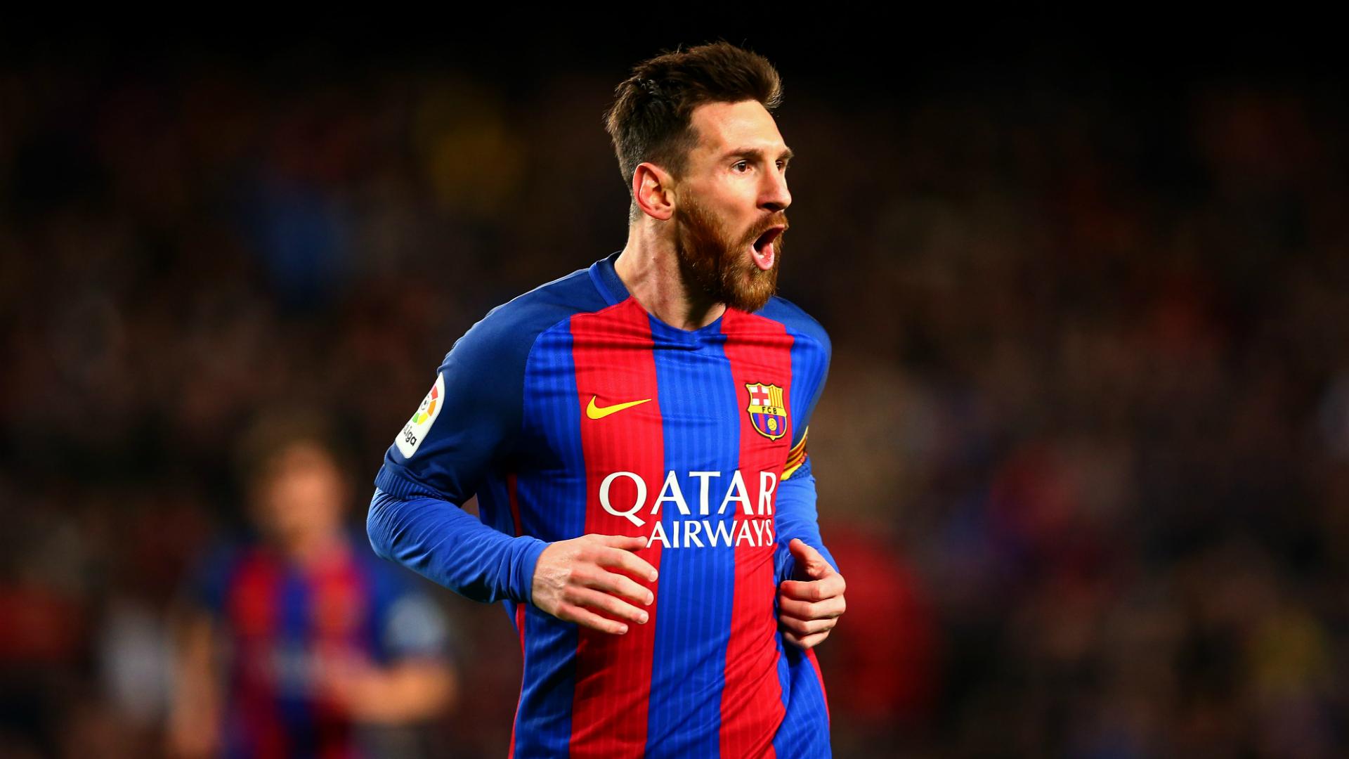 Messi Or Ronaldo - Barcelona Vs Psg 2017 , HD Wallpaper & Backgrounds