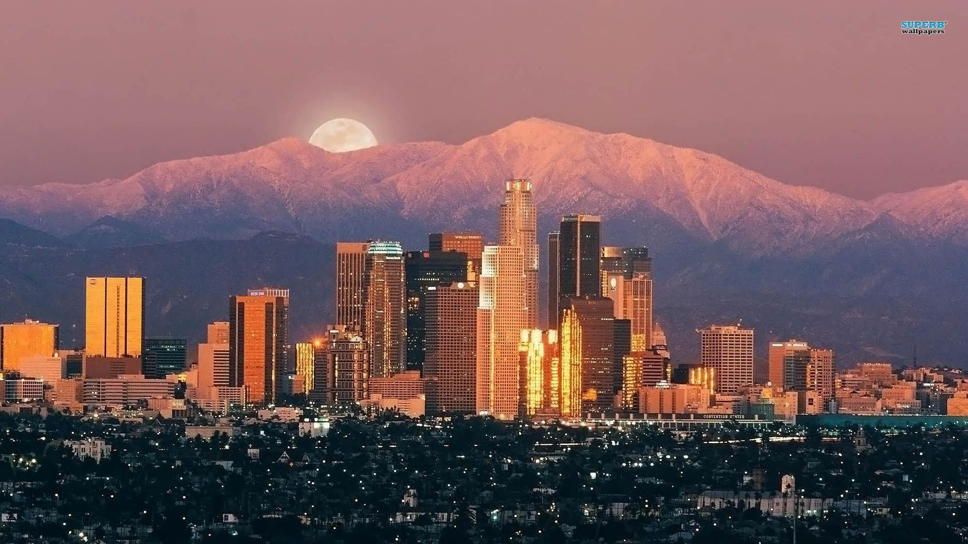 Los Angeles Wallpaper, 100% Quality Los Angeles Hd - Los Angeles 4k , HD Wallpaper & Backgrounds