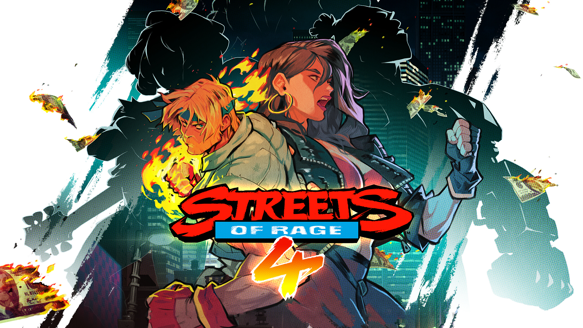 Street Of Rage 4 Ps4 , HD Wallpaper & Backgrounds