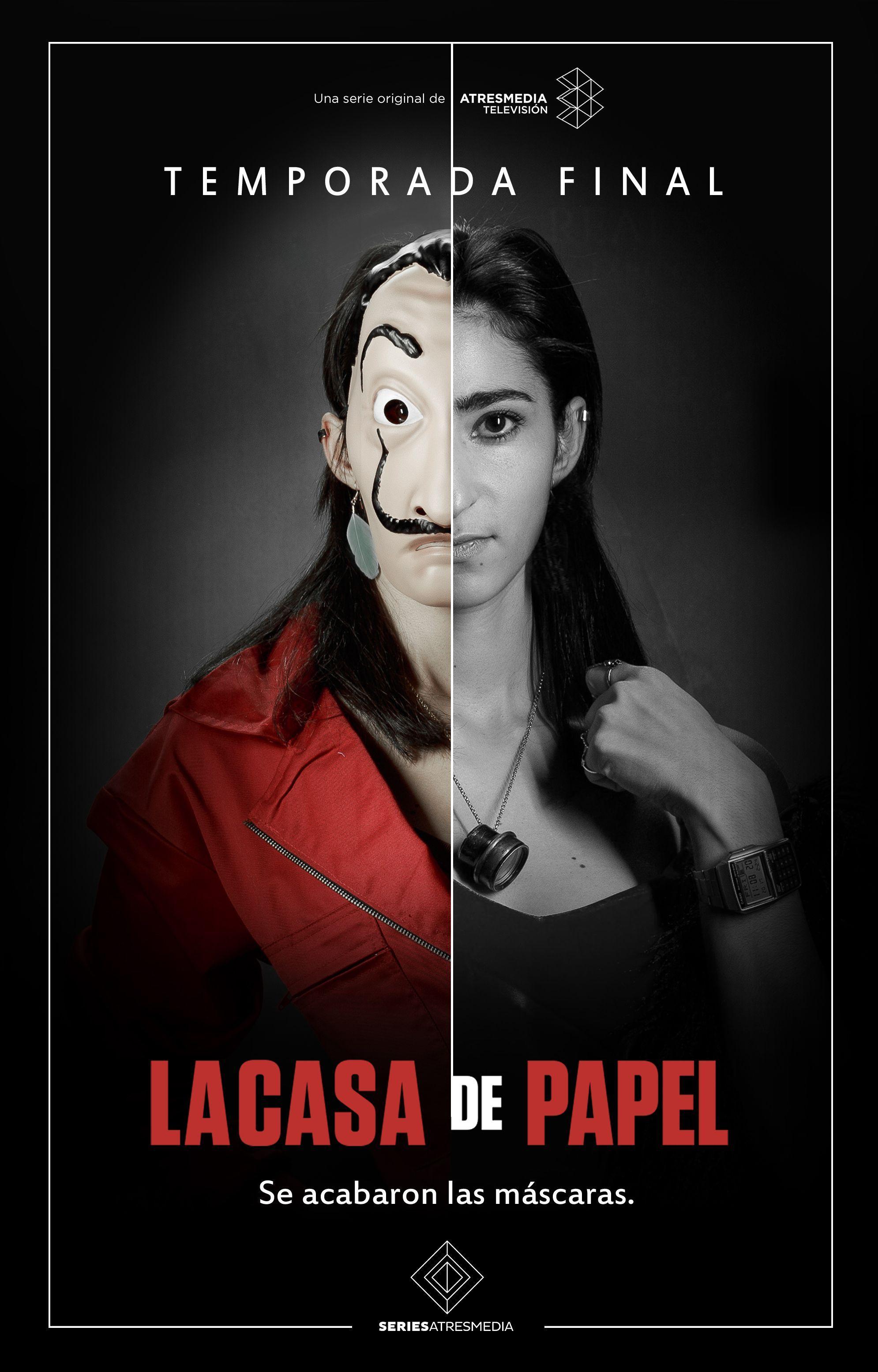 La Casa De Papel , HD Wallpaper & Backgrounds