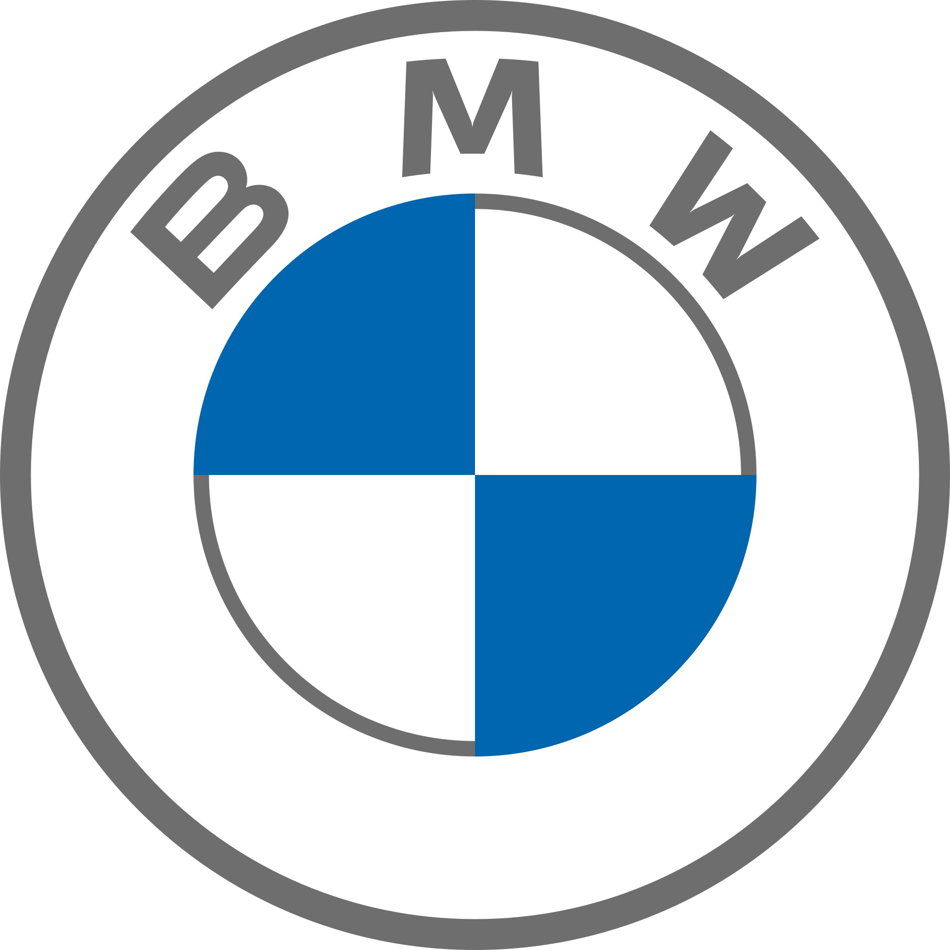 Bmw New Logo 2020 2906925 Hd Wallpaper Backgrounds Download