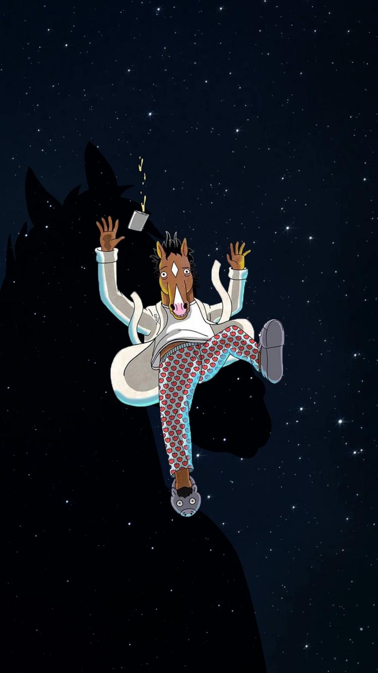 Cartoon, Animated Cartoon, Illustration, Animation, - Bojack Horseman Wallpaper 4k , HD Wallpaper & Backgrounds