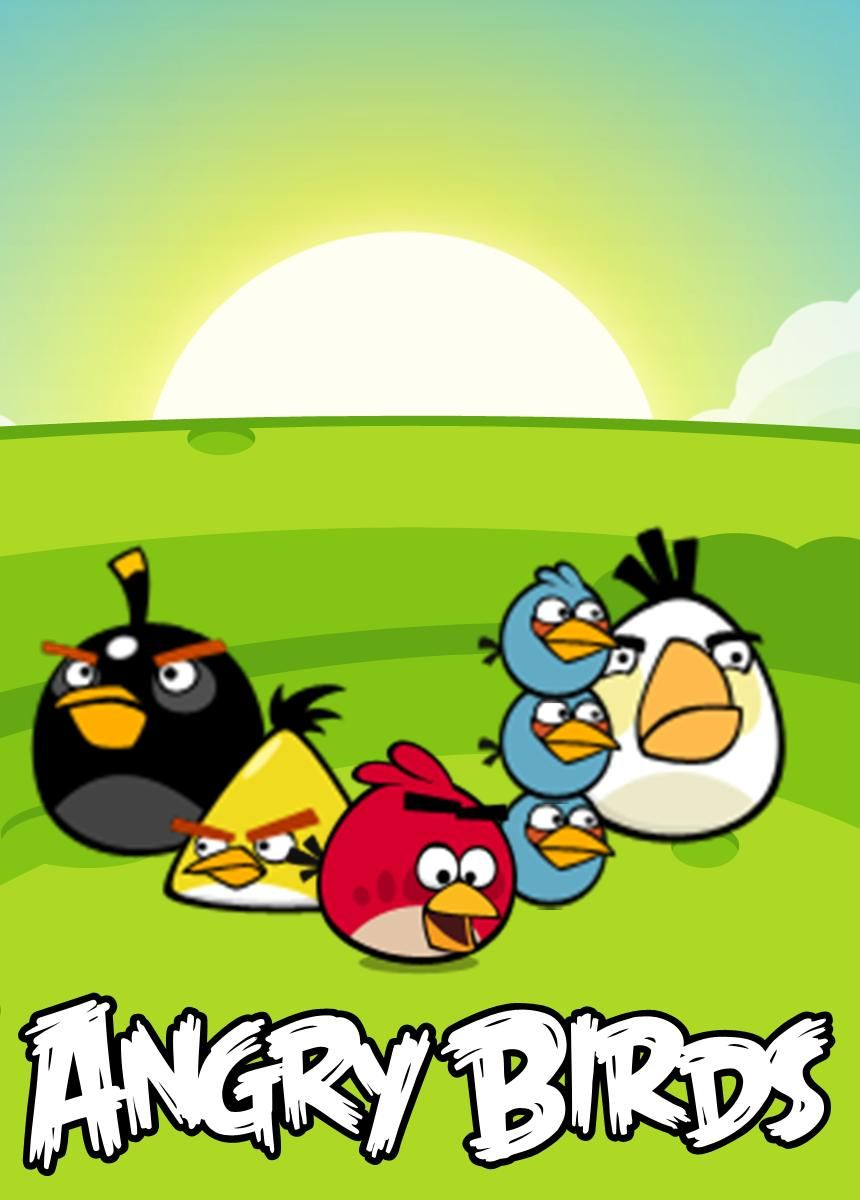 Angry Birds Hd Wallpapers - Angry Birds Gioco Download , HD Wallpaper & Backgrounds