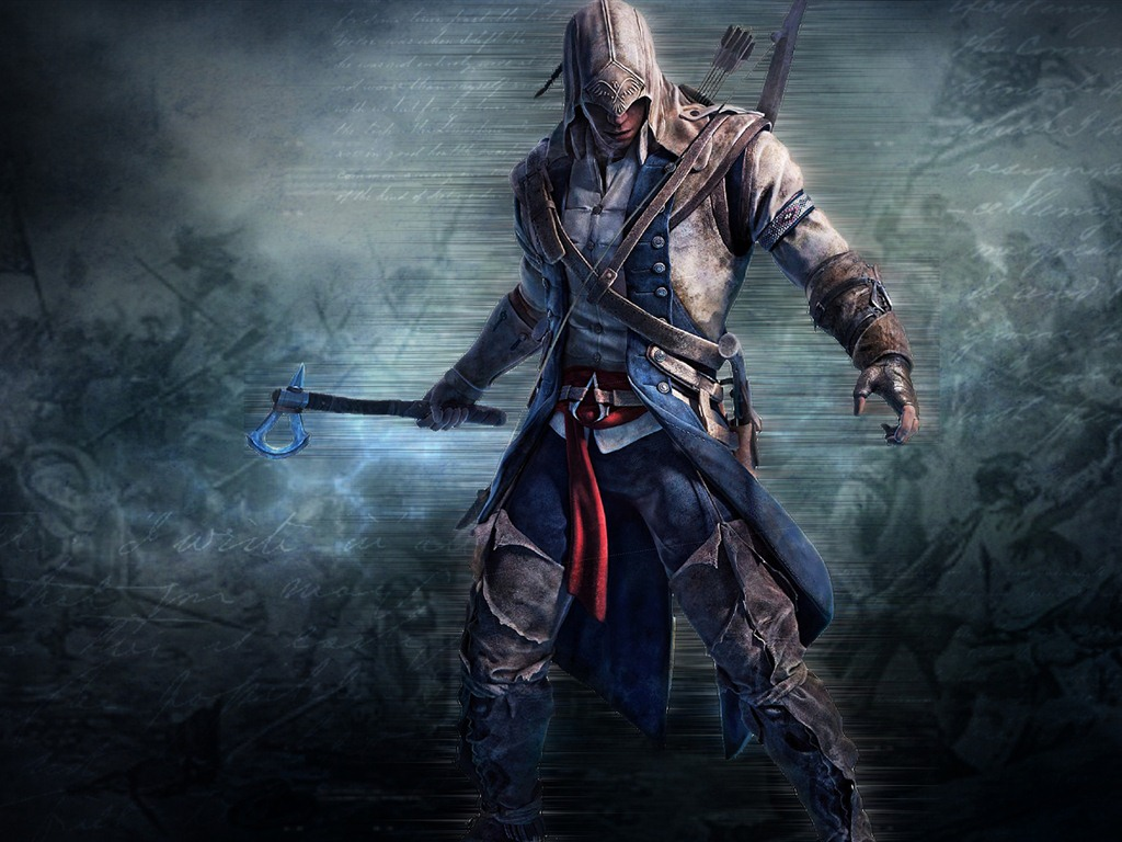 Assassin S Creed 3 Hd Wallpapers - Assassin's Creed 3 Hd , HD Wallpaper & Backgrounds