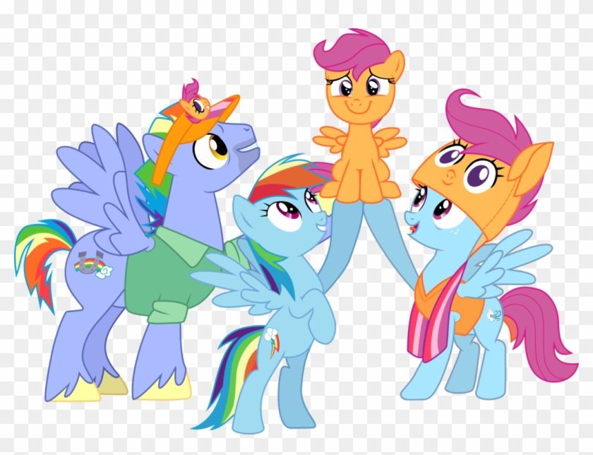 Extended Rainbow Family By Frownfactory Rainbow Dash Scootaloo 2910528 Hd Wallpaper Backgrounds Download Searchable listing of cartoon hangover, kodomo no jikan, my little pony, rick and morty, sword art online, the rising of the shield hero, touhou, vocaloid wallpapers. rainbow dash scootaloo