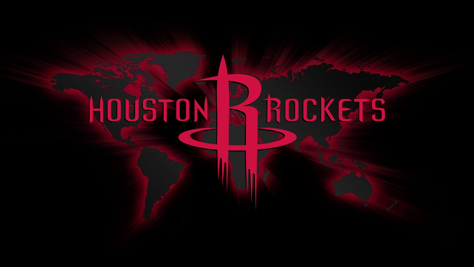 Hd Backgrounds Houston Rockets With Image Dimensions - Rockets Logo Wallpaper 2019 , HD Wallpaper & Backgrounds