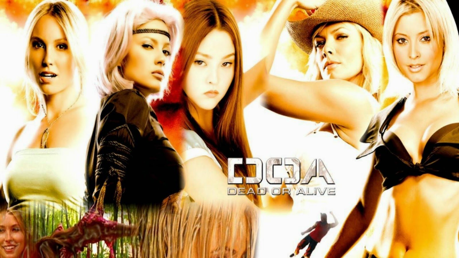 Nice Wallpapers Doa Movie Doa Dead Or Alive Hd Wallpaper Backgrounds Download