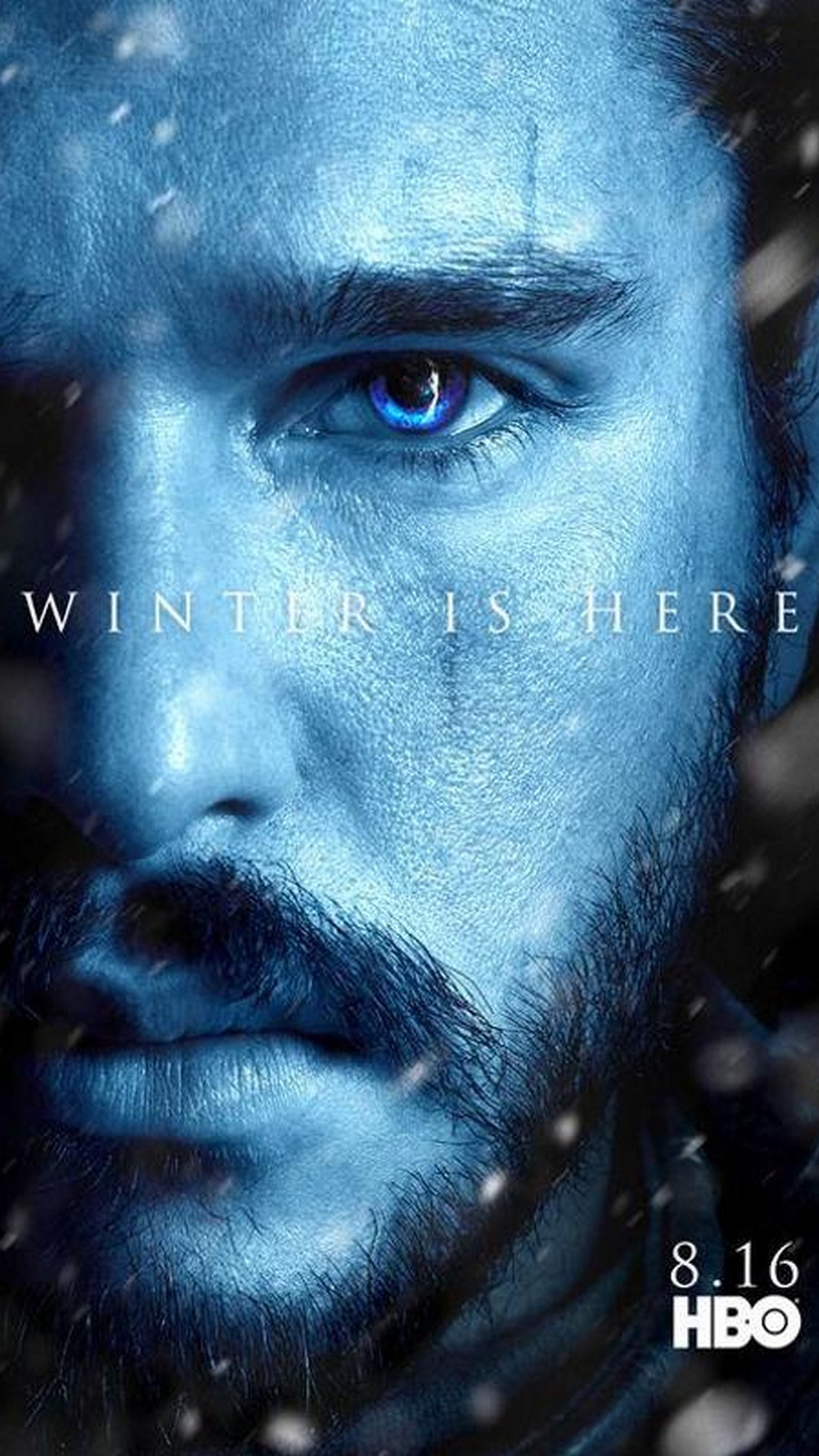 Game Of Thrones 8 Season Poster Movie With High-resolution - Games Of Thrones Winter Is Here , HD Wallpaper & Backgrounds