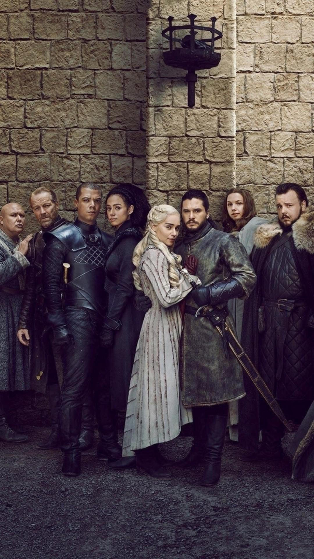 Game Of Thrones 8 Season Iphone Wallpaper With High-resolution - Game Of Thrones 8 , HD Wallpaper & Backgrounds