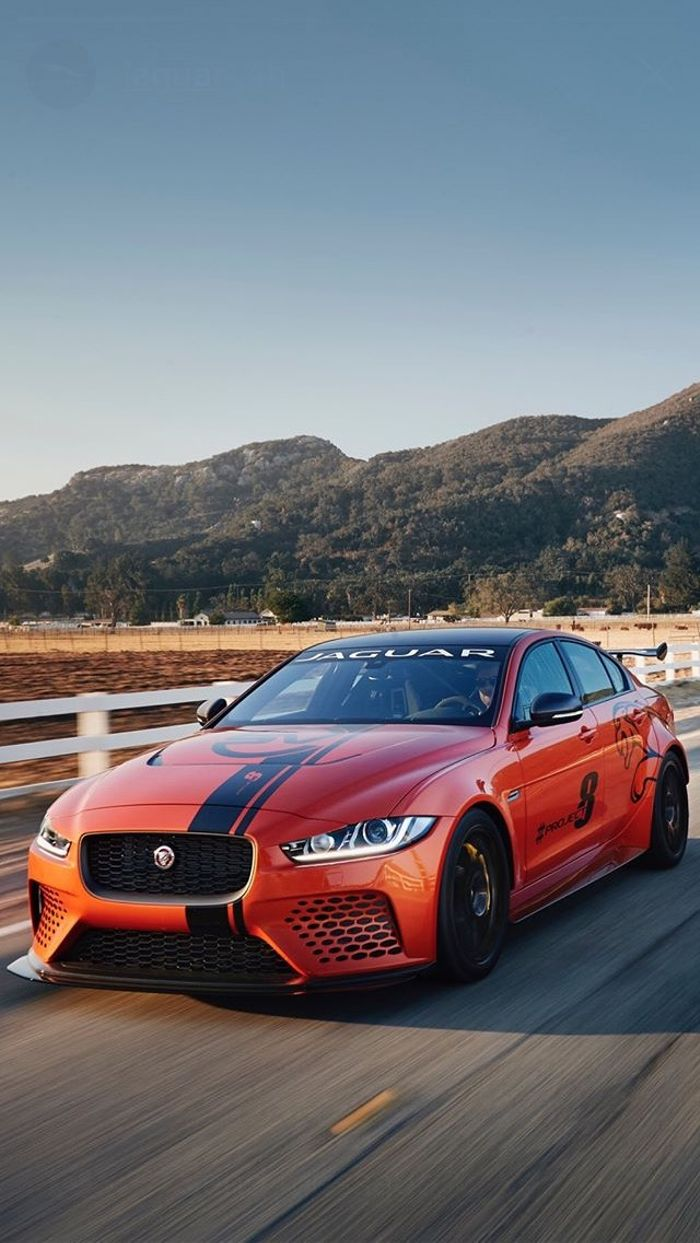 Jaguar Xe Sv Project 8 2921327 Hd Wallpaper Backgrounds Download