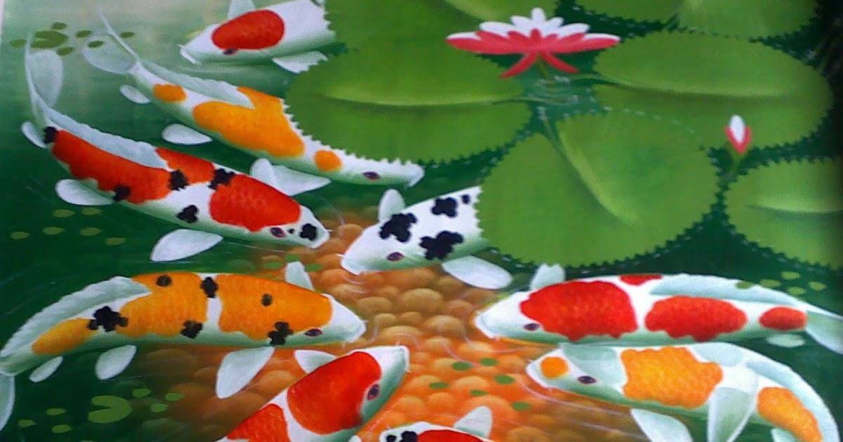Blog Kita Kita Wallpaper Ikan Koi - Koi Background , HD Wallpaper & Backgrounds