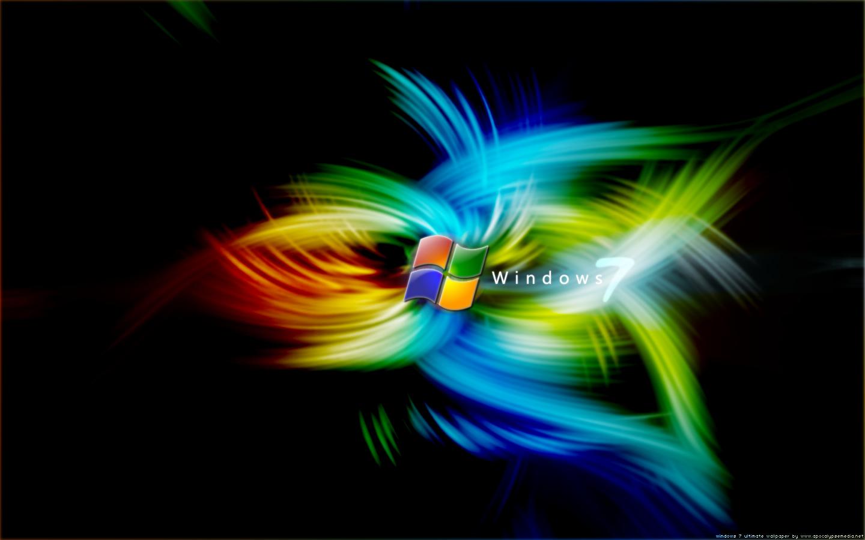 Fresh Windows 7 Ultimate Wallpaper Hd 3d For Desktop - Windows 7 Ultimate , HD Wallpaper & Backgrounds