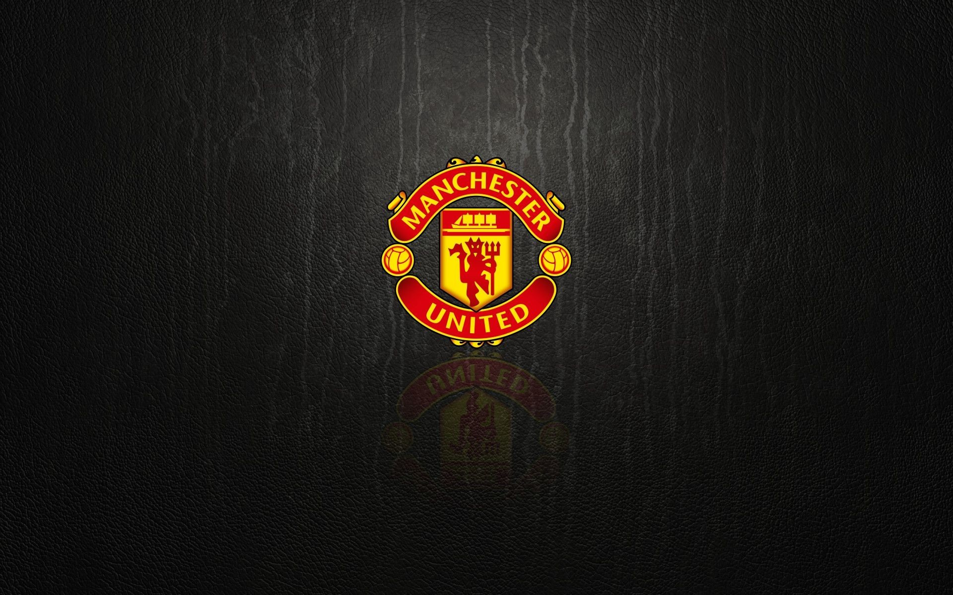 Manchester United Wallpaper Hd Manchester United Falling Logo 2925861 Hd Wallpaper Backgrounds Download