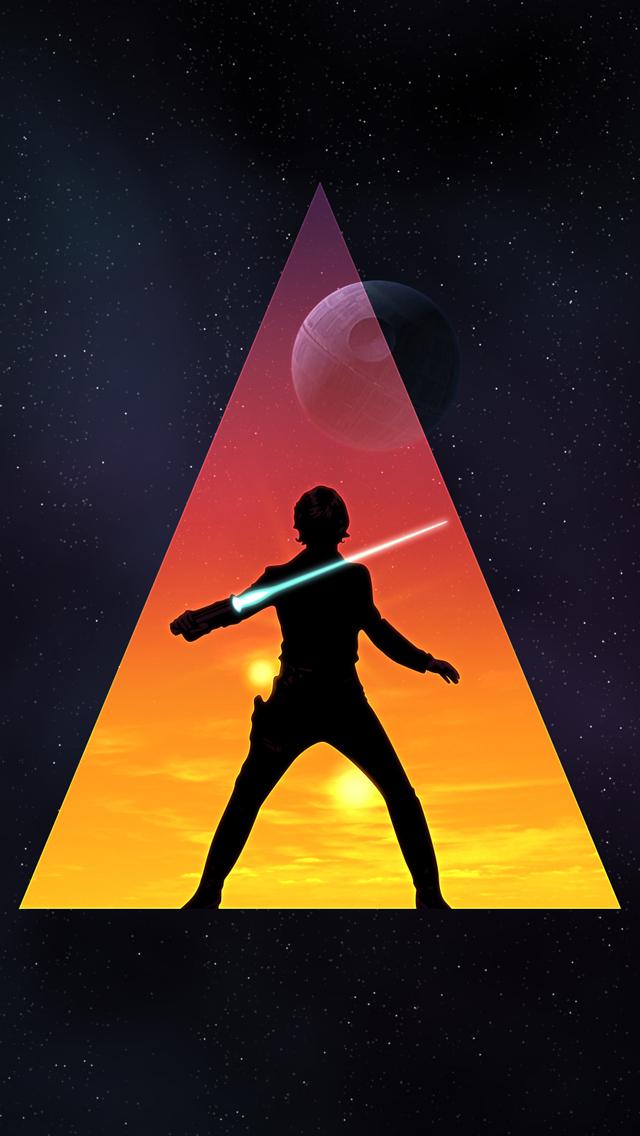 Download Star Wars Iphone Wallpaper Jedi Star Wars Iphone 2926851 Hd Wallpaper Backgrounds Download
