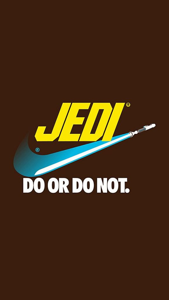 Cool Star Wars Wallpapers Pic Hwb27310 - Jedi Star Wars Iphone , HD Wallpaper & Backgrounds