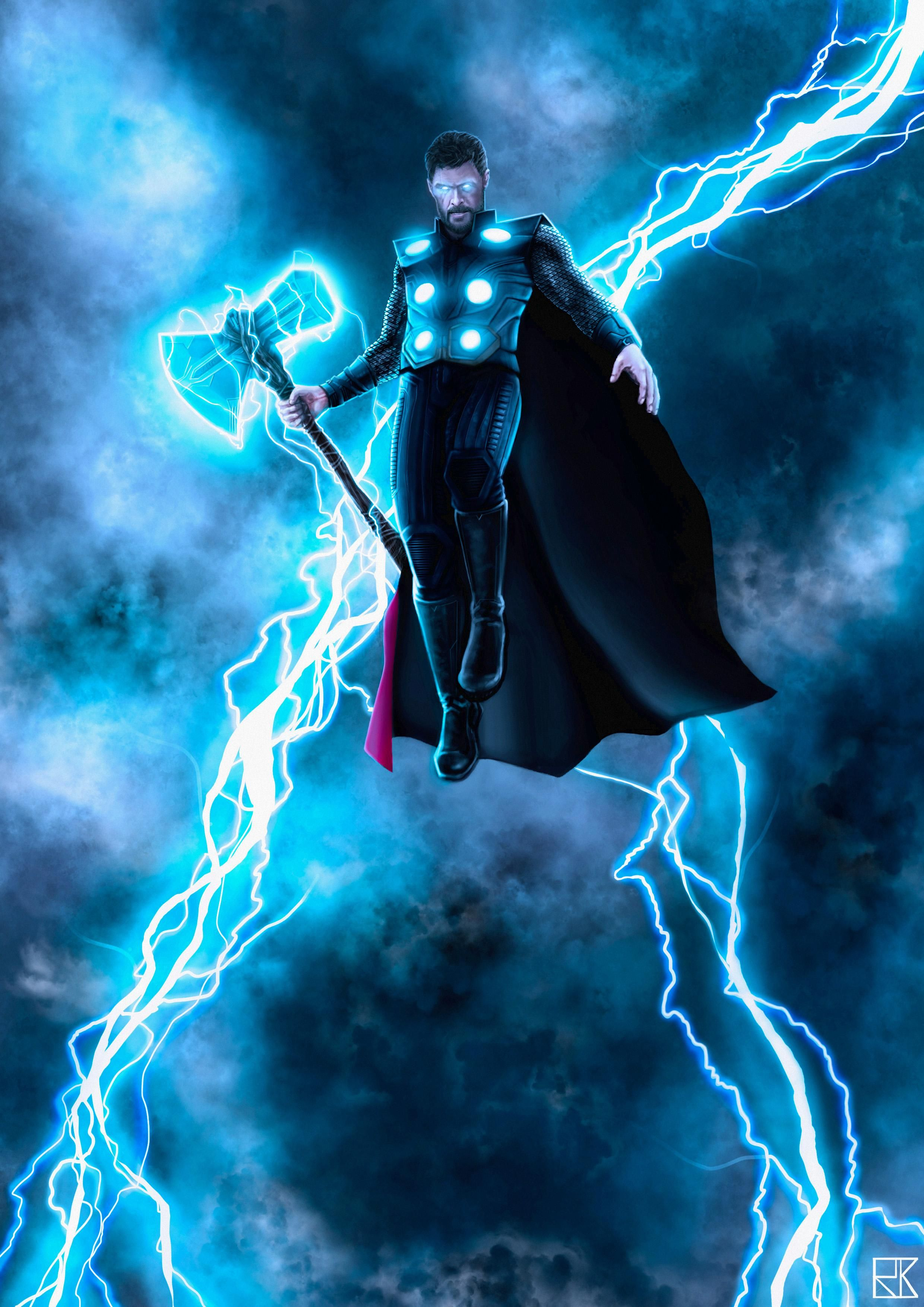 Thor Bring Me Thanos , HD Wallpaper & Backgrounds