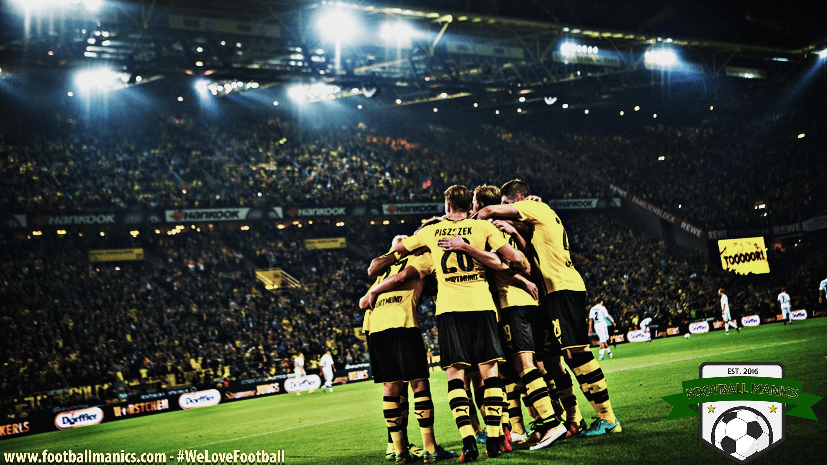 Borussia Dortmund 2927885 Hd Wallpaper Backgrounds Download